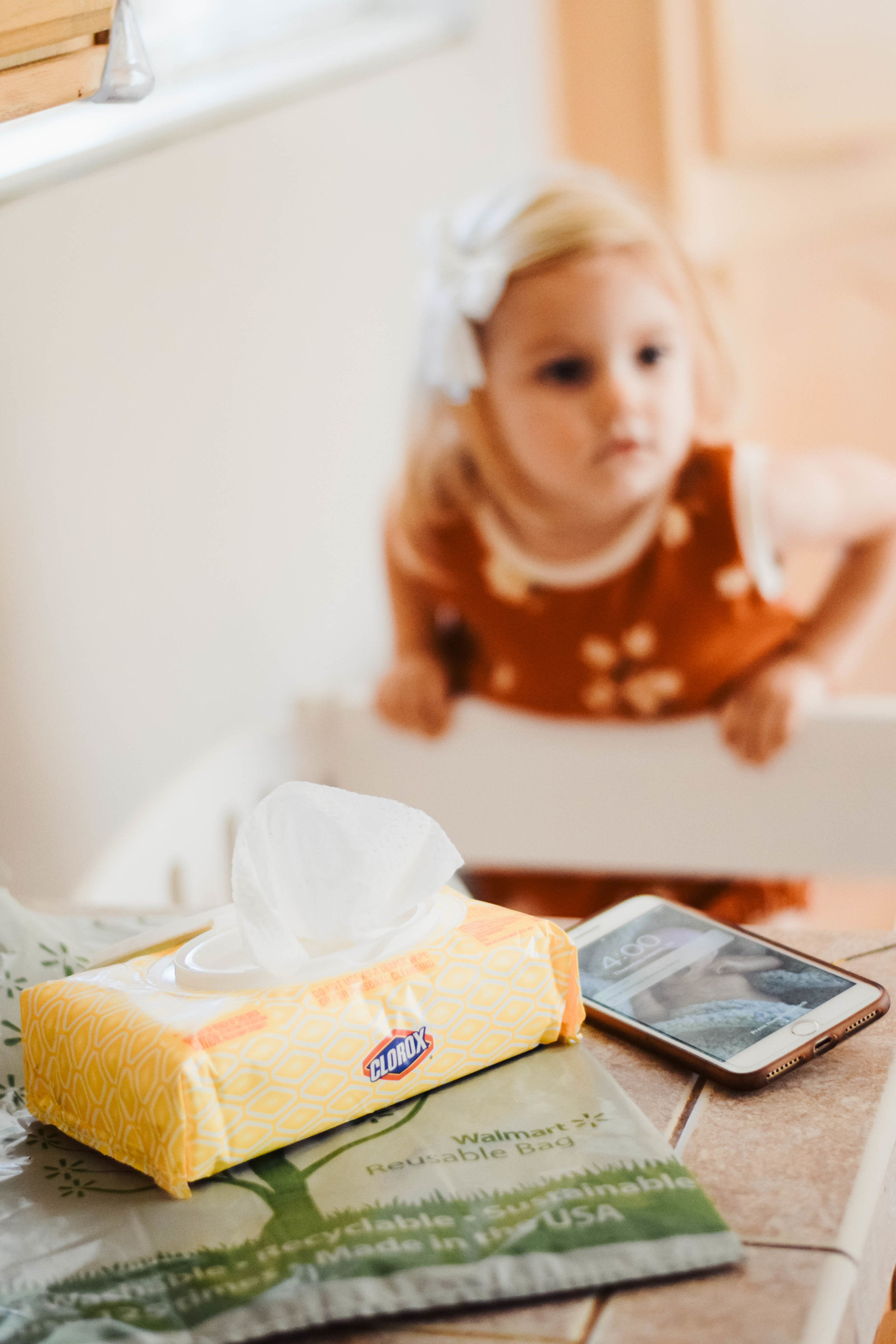 9 Items in your home that are full of germs -- The Overwhelmed Mommy - Mommy Blogger