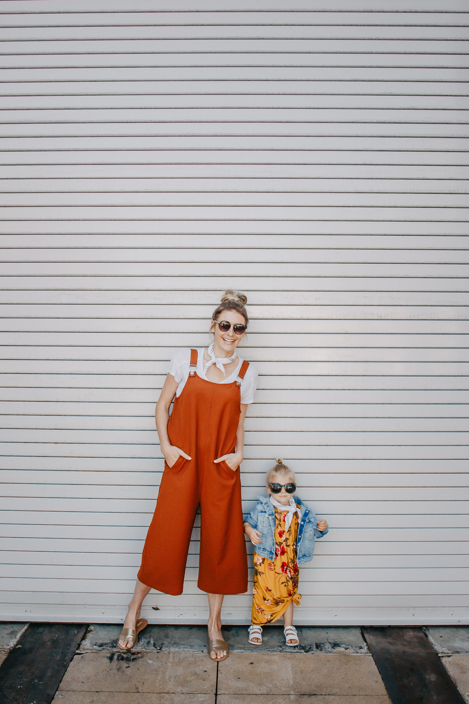 Cute Kids Clothes - Mommy + Me Clothes | The Overwhelmed Mommy Blogger