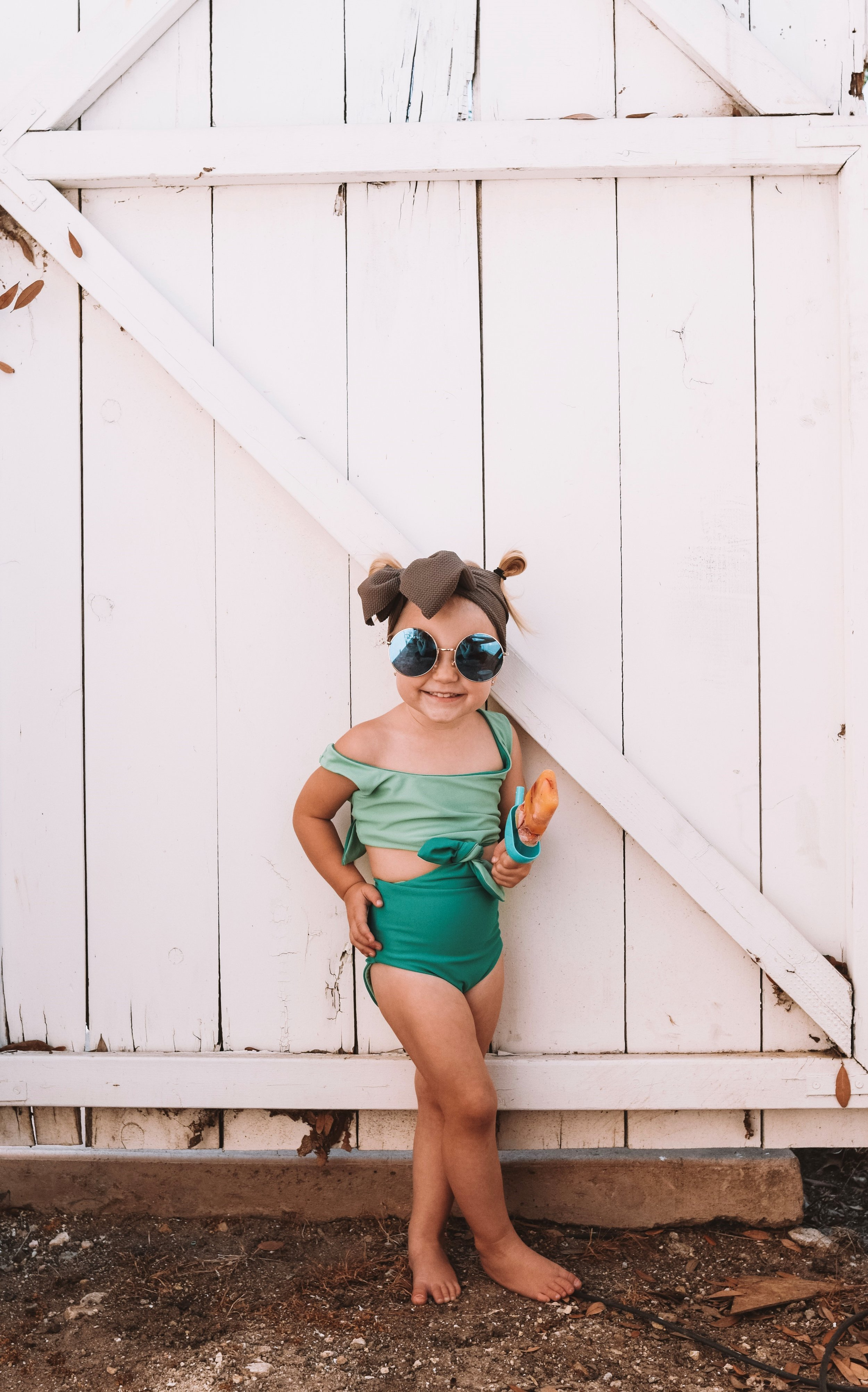 Mommy-Daugther - Mommy and Me Swimsuits -- The Overwhelmed Mommy Blogger