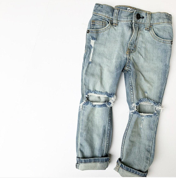 Baby Kids Ripped Jeans Distressed Denim 2.jpg