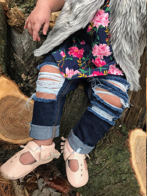 Baby Kids Ripped Jeans Distressed Denim 6.jpg