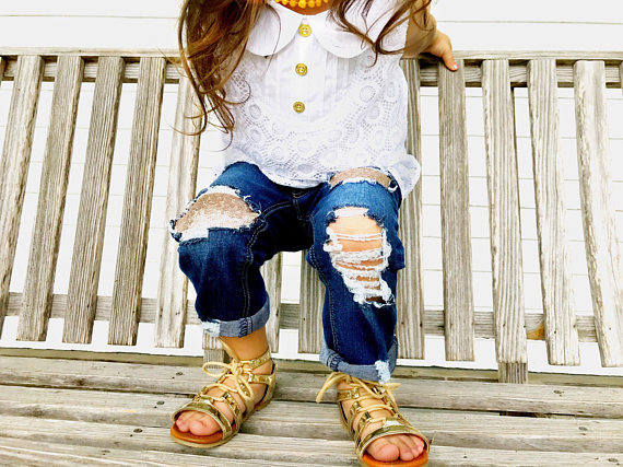 Baby Kids Ripped Jeans Distressed Denim 14.jpg