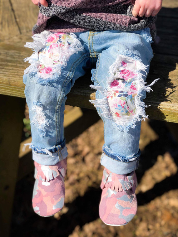 Baby Kids Ripped Jeans Distressed Denim 21.jpg