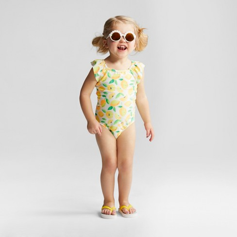Cute Baby Toddler Kids Swimsuits Under $20