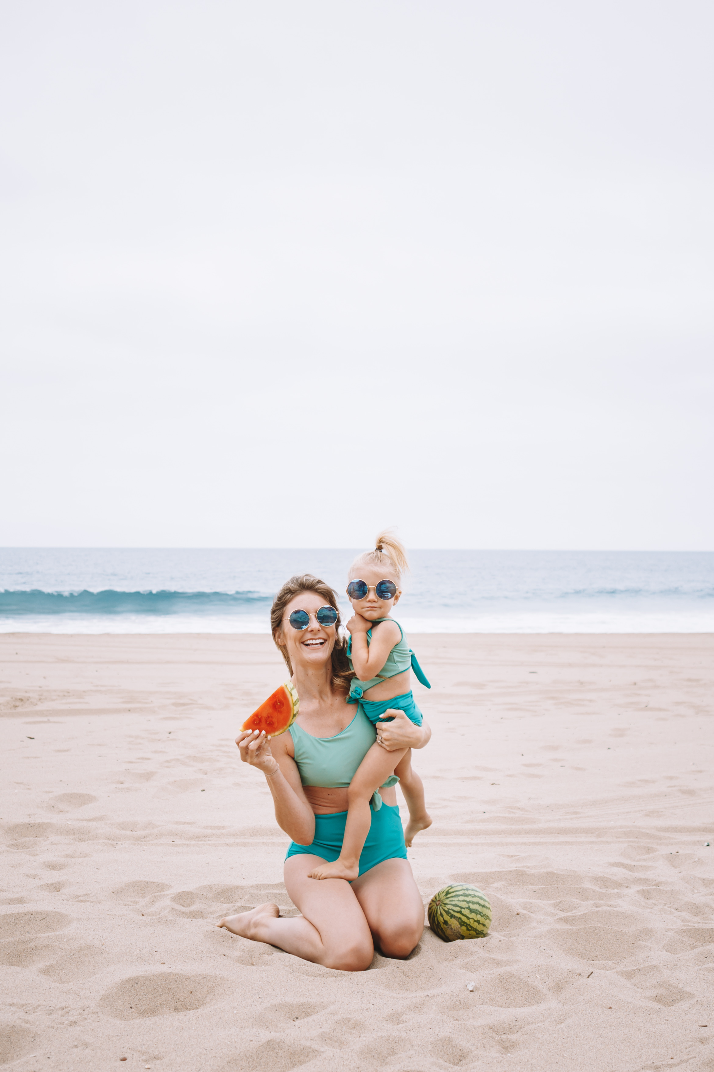 Cute Mommy and Me Swimsuits -- Raising Wild