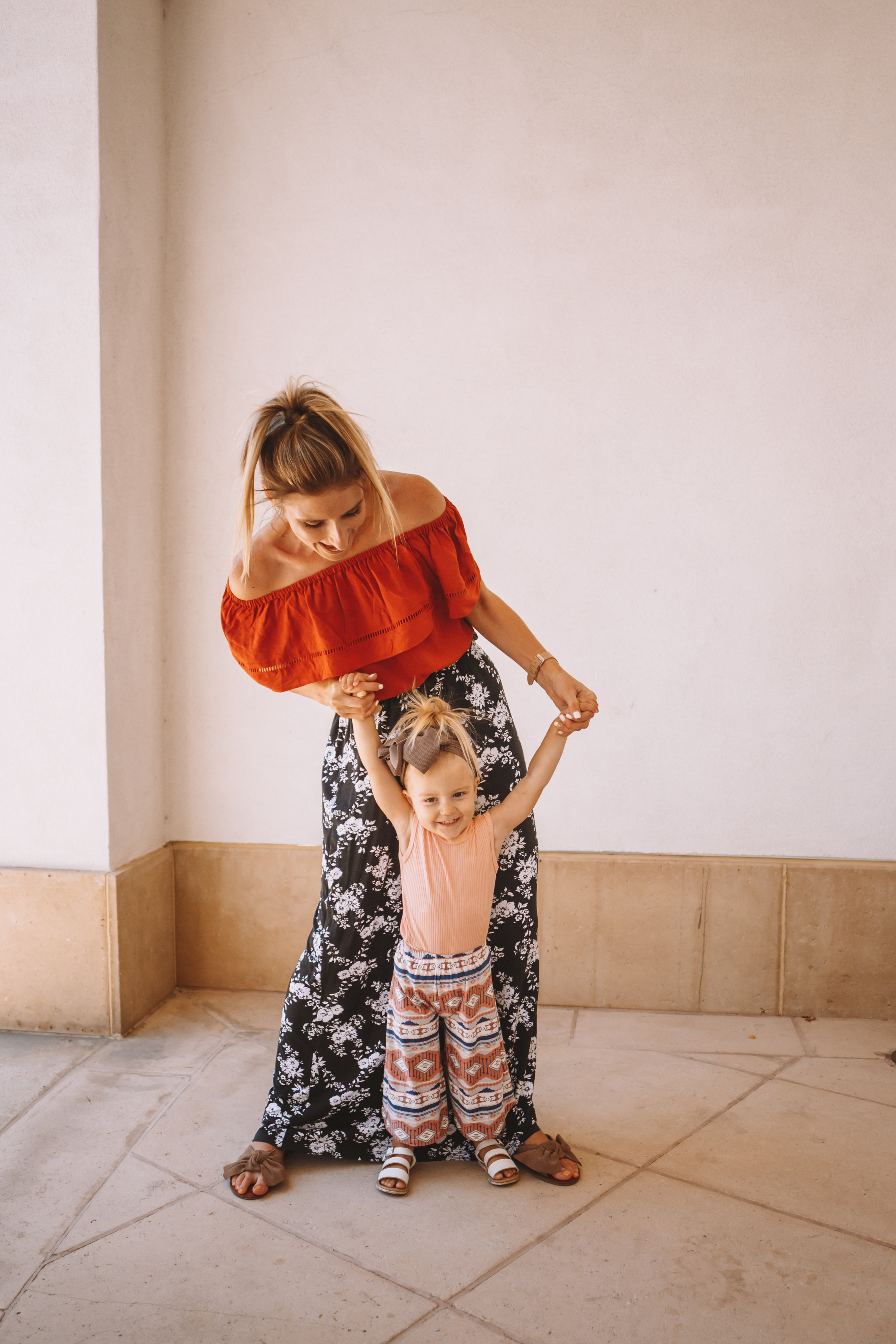 Cute Baby-Kids Clothes -- Baby Bell Bottoms - Cute Maxi Skirts