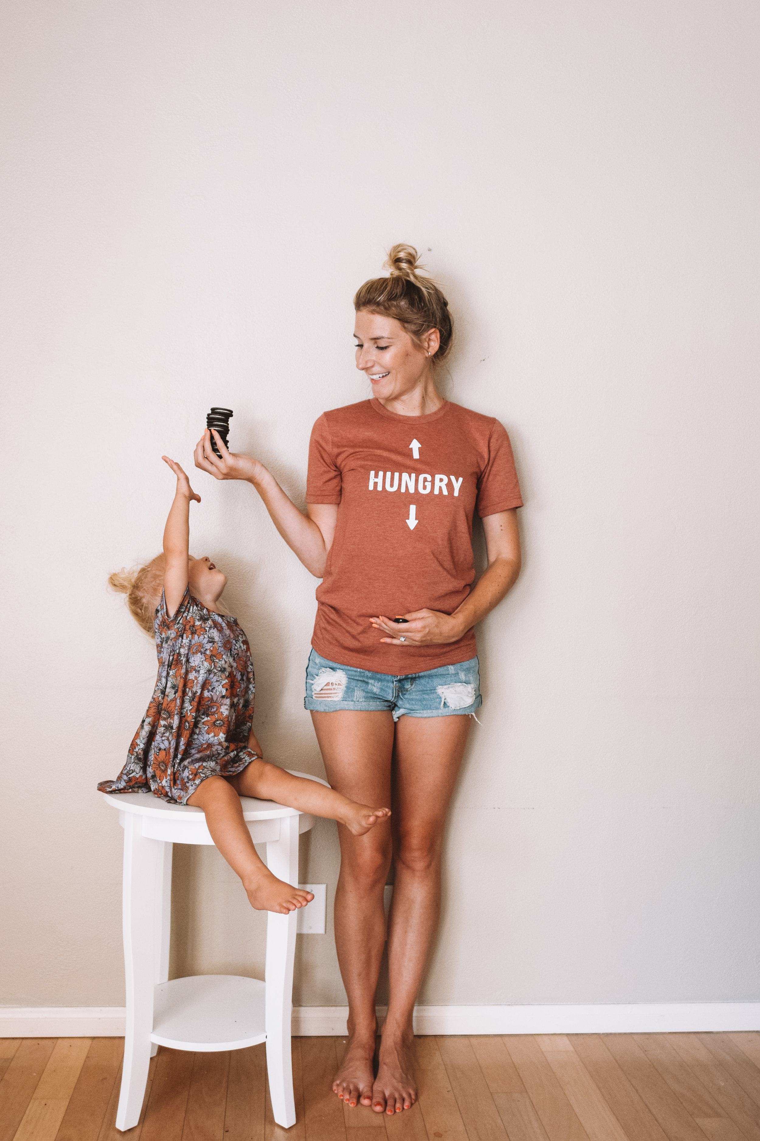 Pregnant Belly Week 9 | Funny Pregnancy Shirts