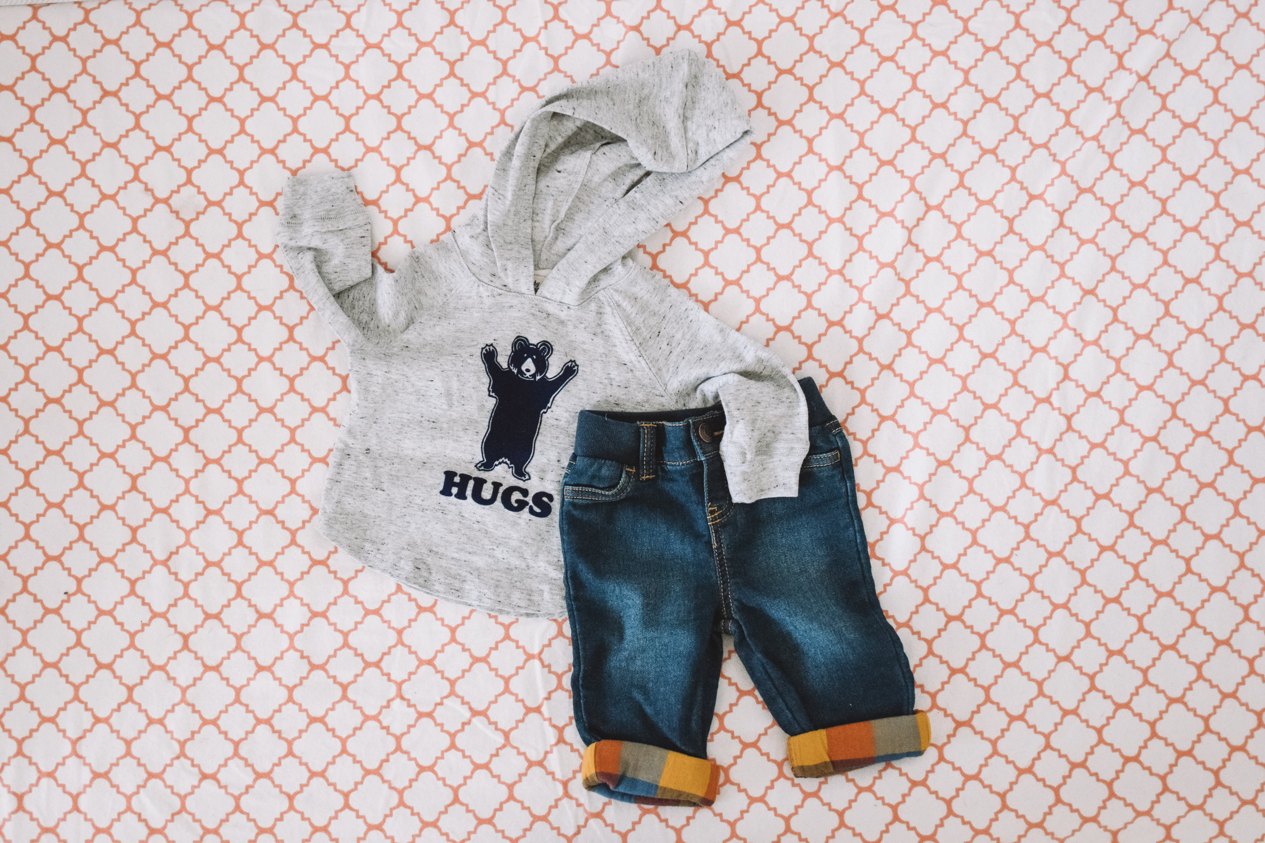 Cute Baby Clothes - The Overwhelmed Mommy Blogger