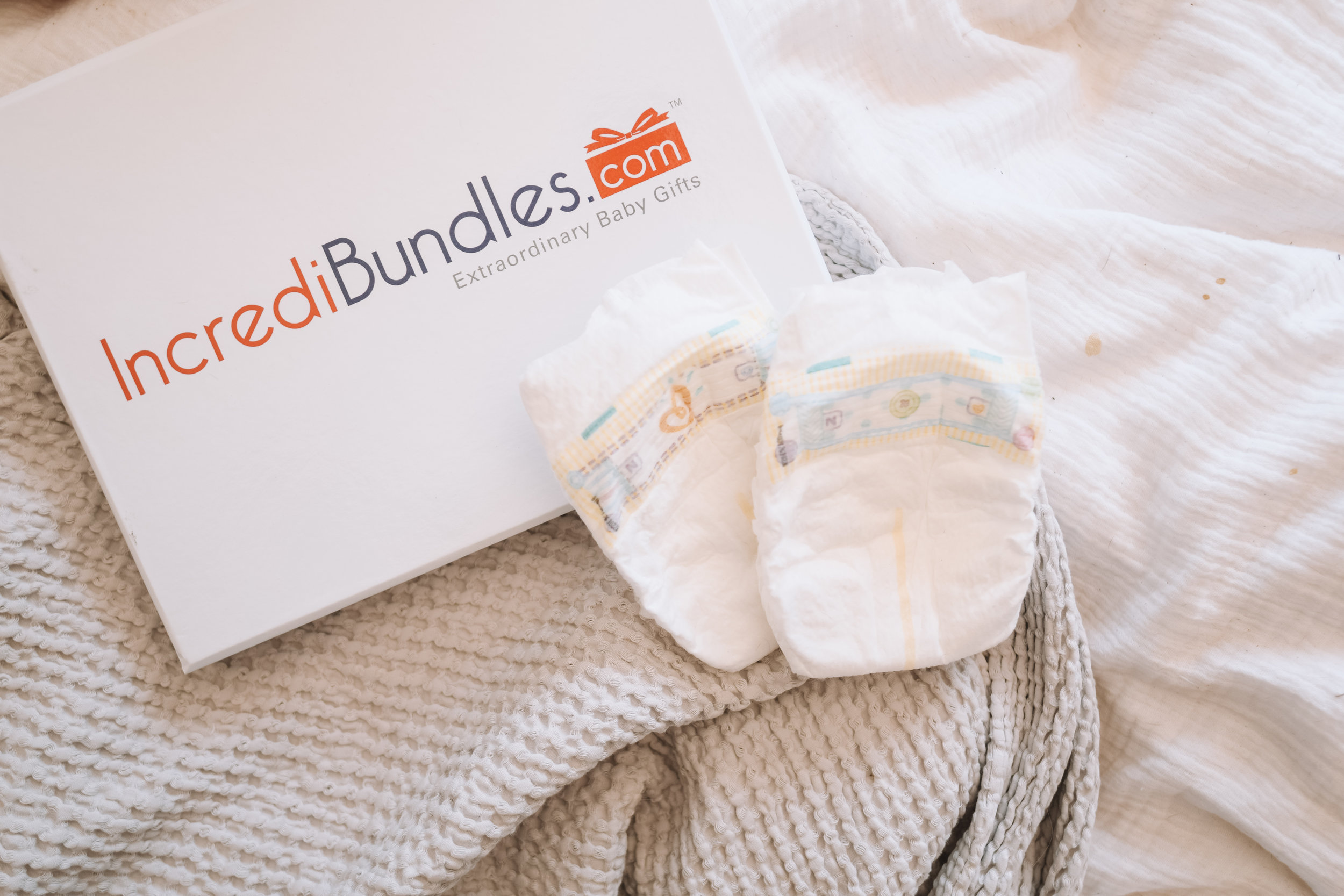 Diaper Subscriptions - Save Money on Diapers IncrediBundles -- The Overwhelmed Mommy Blogger