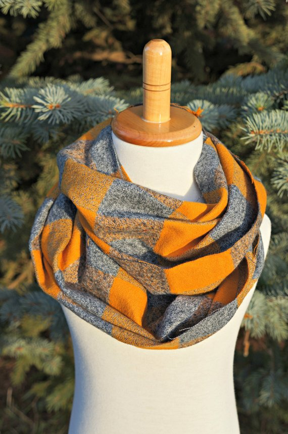Cute Baby Kids Infinity Scarves Scarf - The Overwhelmed Mommy