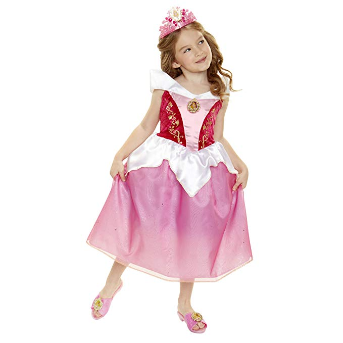 Kids Dress Up Princess Costumes - Toddler Girl Holiday Christmas Gift Ideas Unique - The Overwhelmed Mommy Blogger
