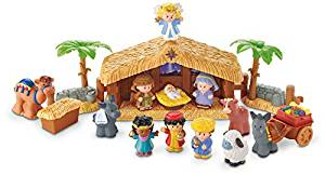 Kids Nativity Scene - Toddler Girl Holiday Christmas Gift Ideas Unique - The Overwhelmed Mommy Blogger