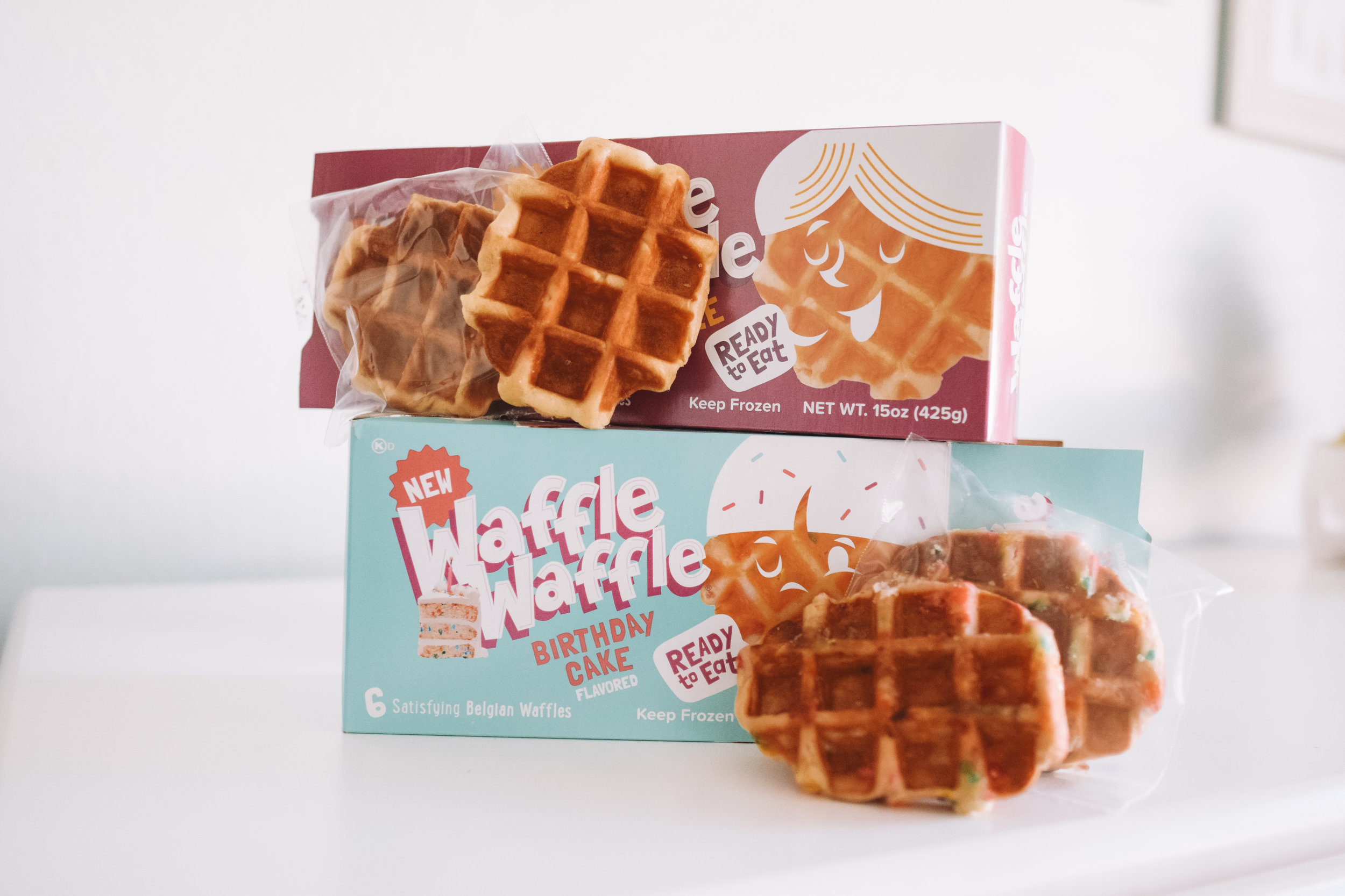 Delicious Toddler Treats - Waffle Waffle - The Overwhelmed Mommy Blogger