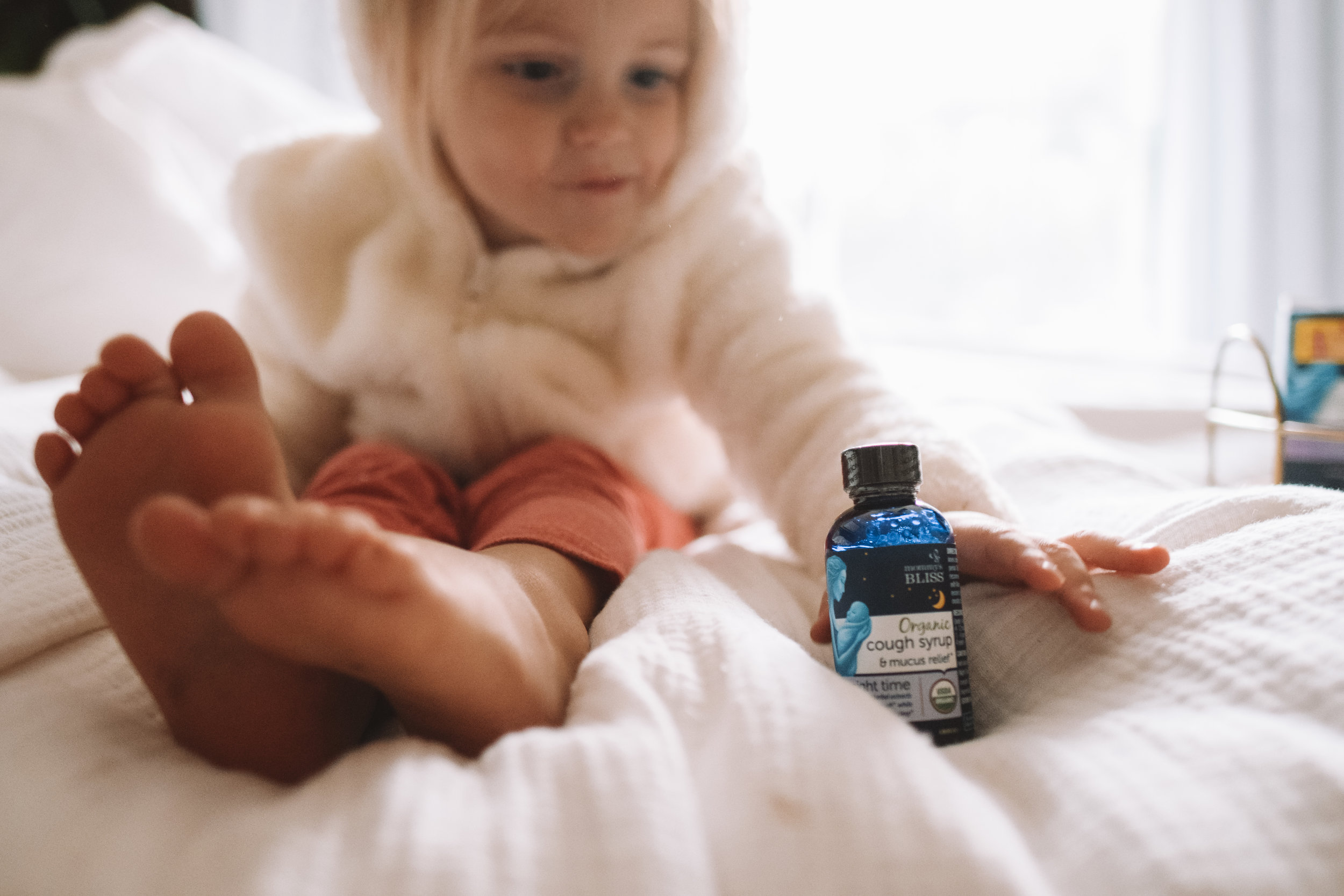 Cough Medicine Syrup for Young Babies - Mommy's Bliss - The Overwhelmed Mommy Blogger