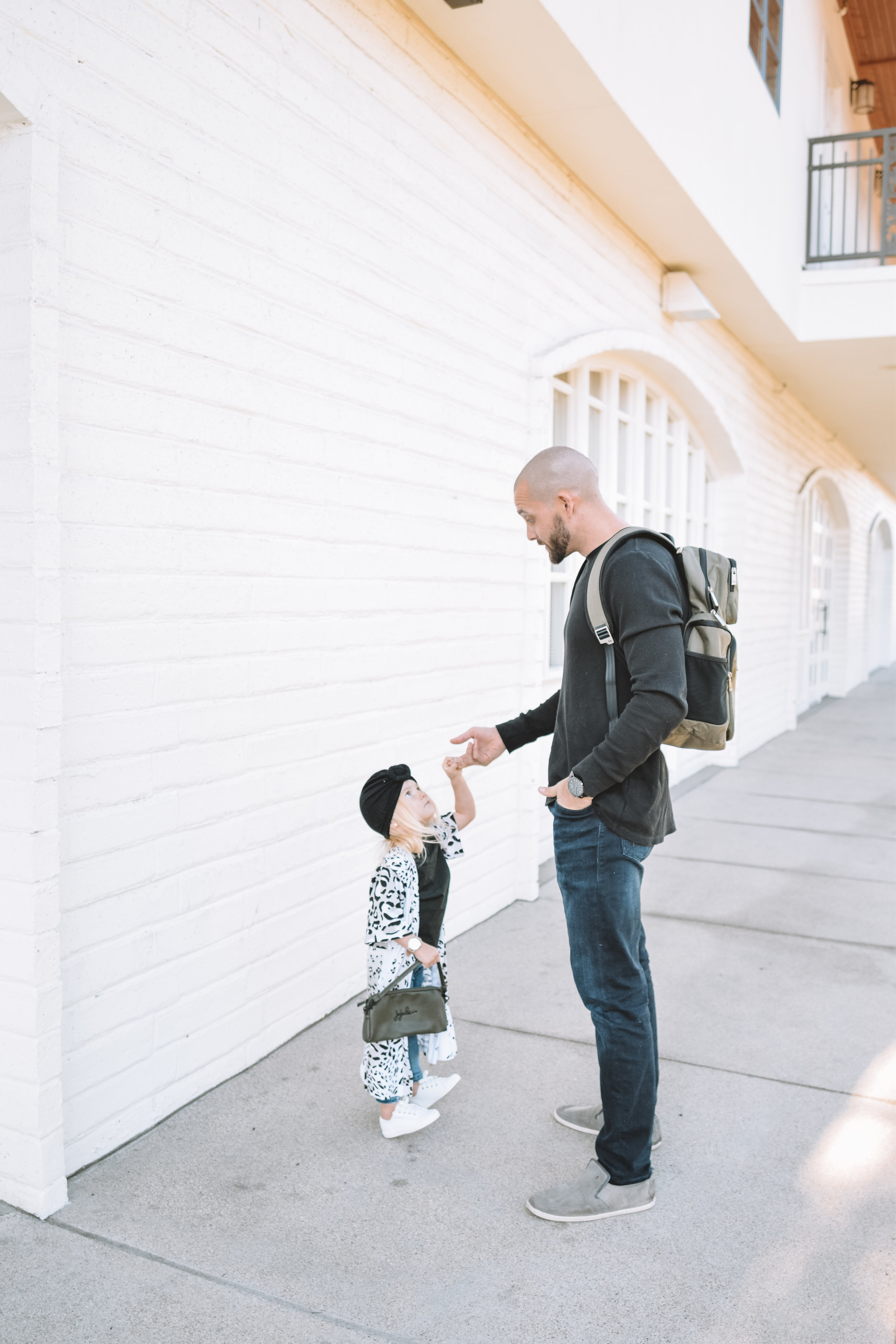 JuJuBe Dad Diaper Bag Backpacks - The Overwhelmed Mommy Blogger