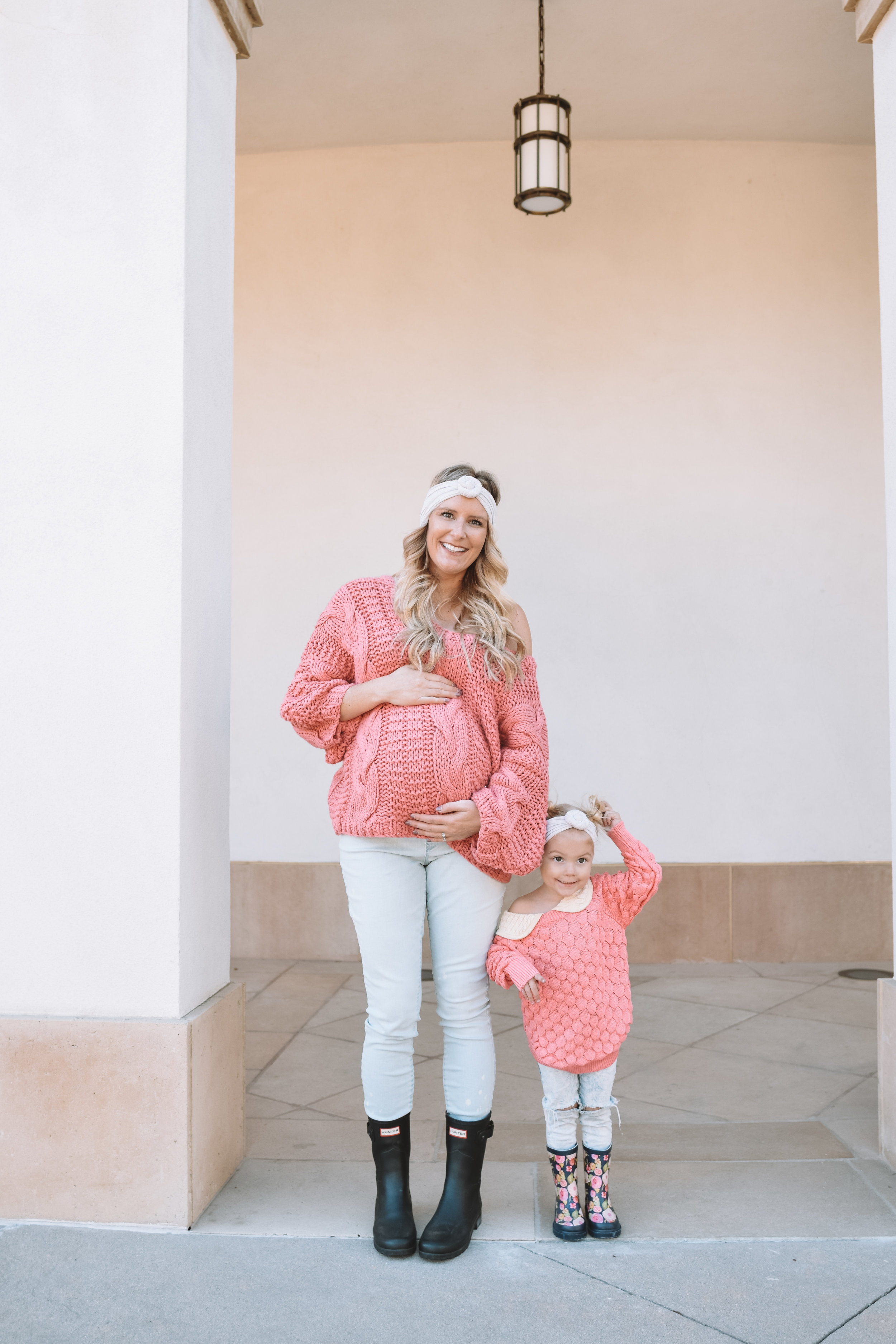 Mommy and Me Clothes Sweaters - The Overwhelmed Mommy Blogger