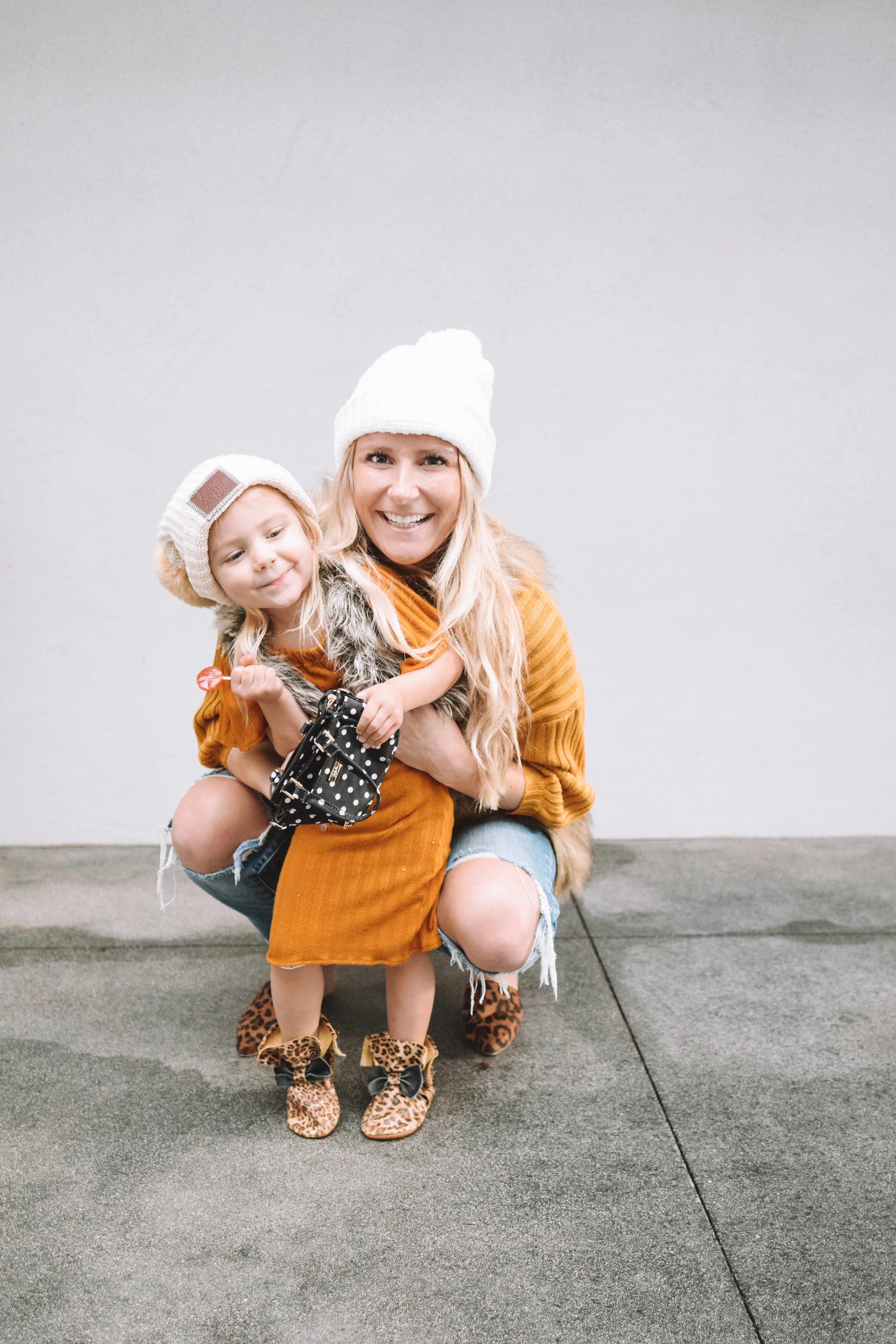 Mommy and Me Clothes Outfits - The Overwhelmed Mommy Blogger