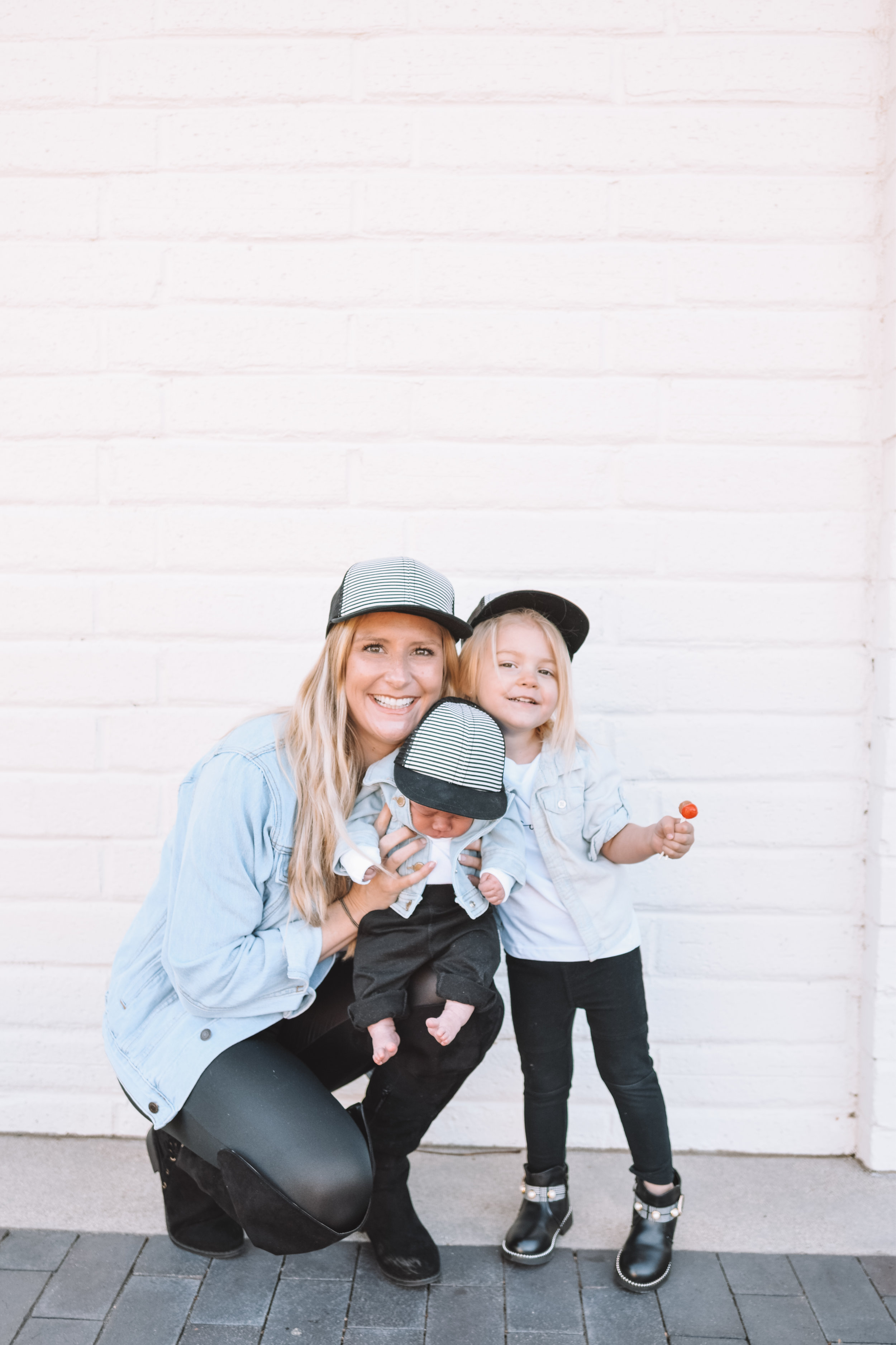 Mommy Son Daughter Fashion - Mommy and Me Clothes - The Overwhelmed Mommy Blogger