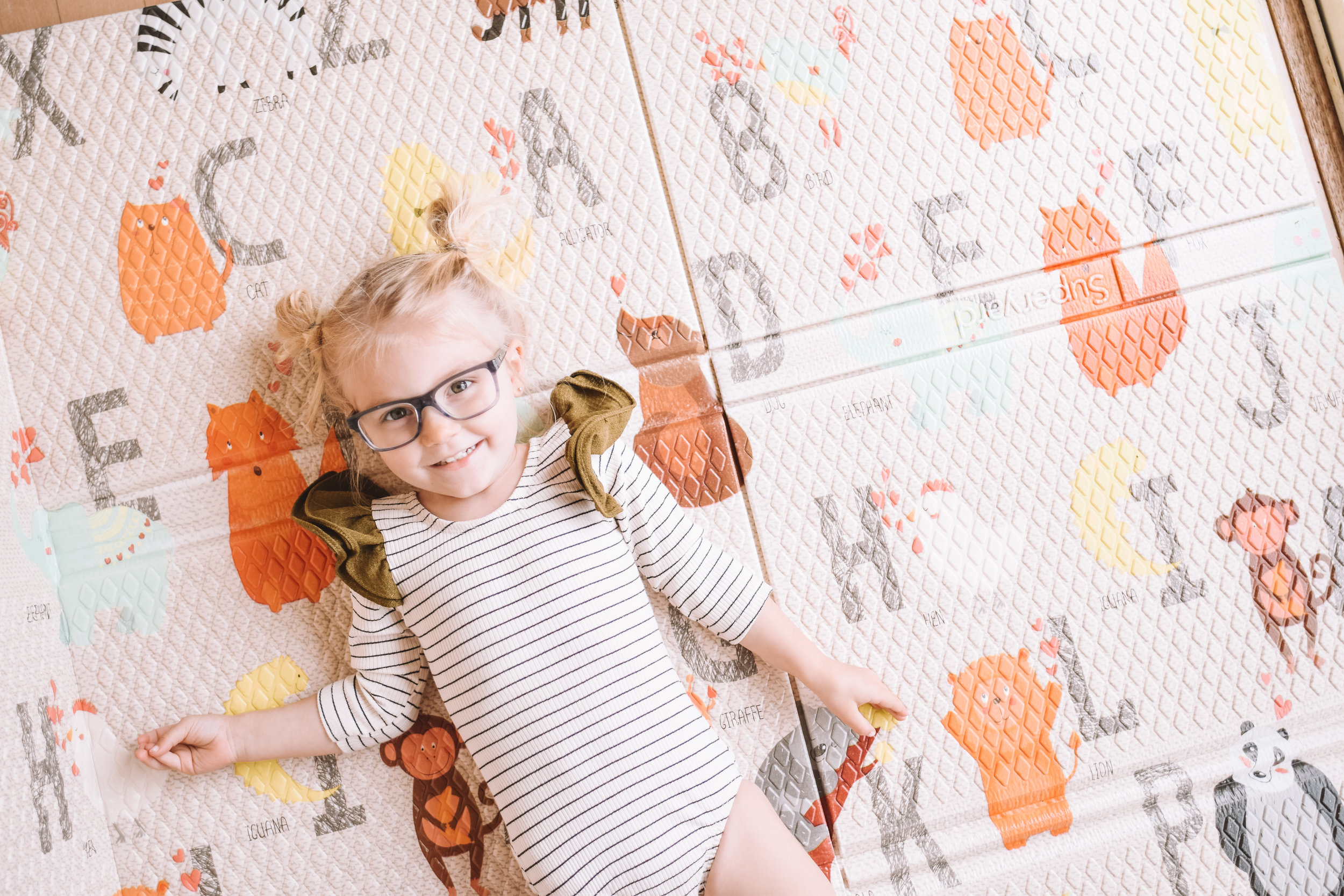 Best Baby Play Yard Play Mat - North States - The Overwhelmed Mommy Blogger