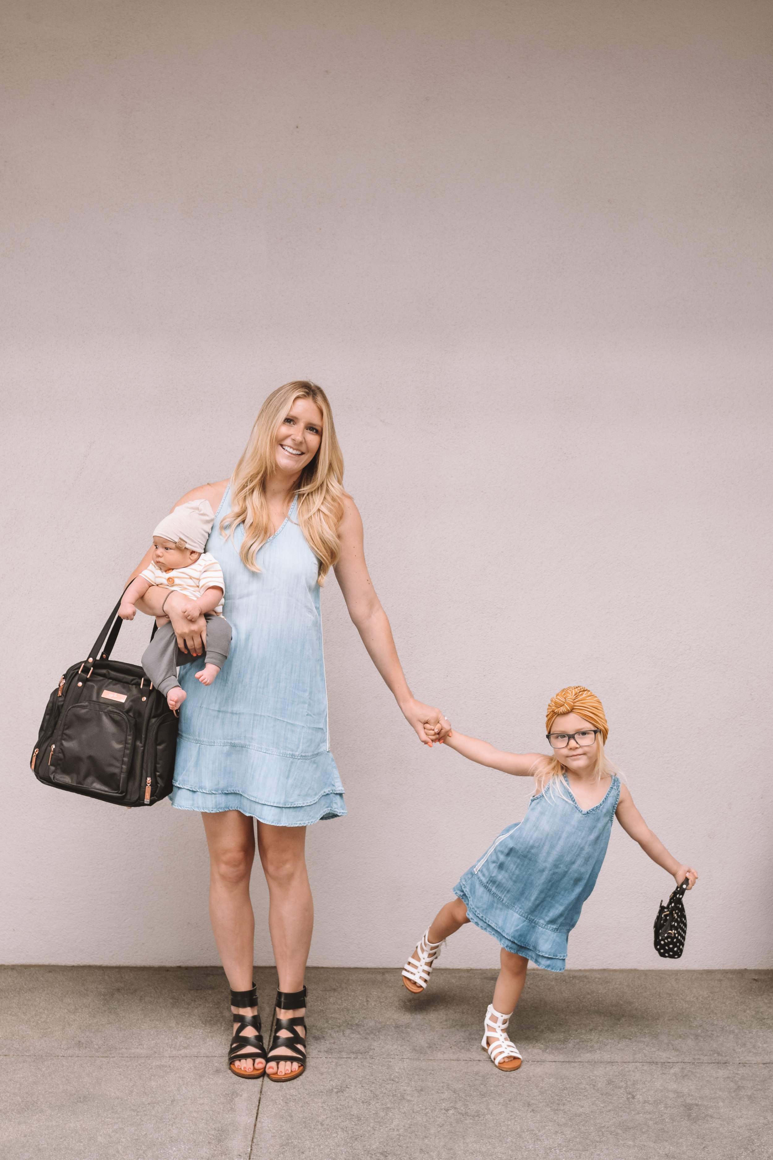 Mommy and Me Clothes Outfits Fashion Bella Dahl - The Overwhelmed Mommy Blogger