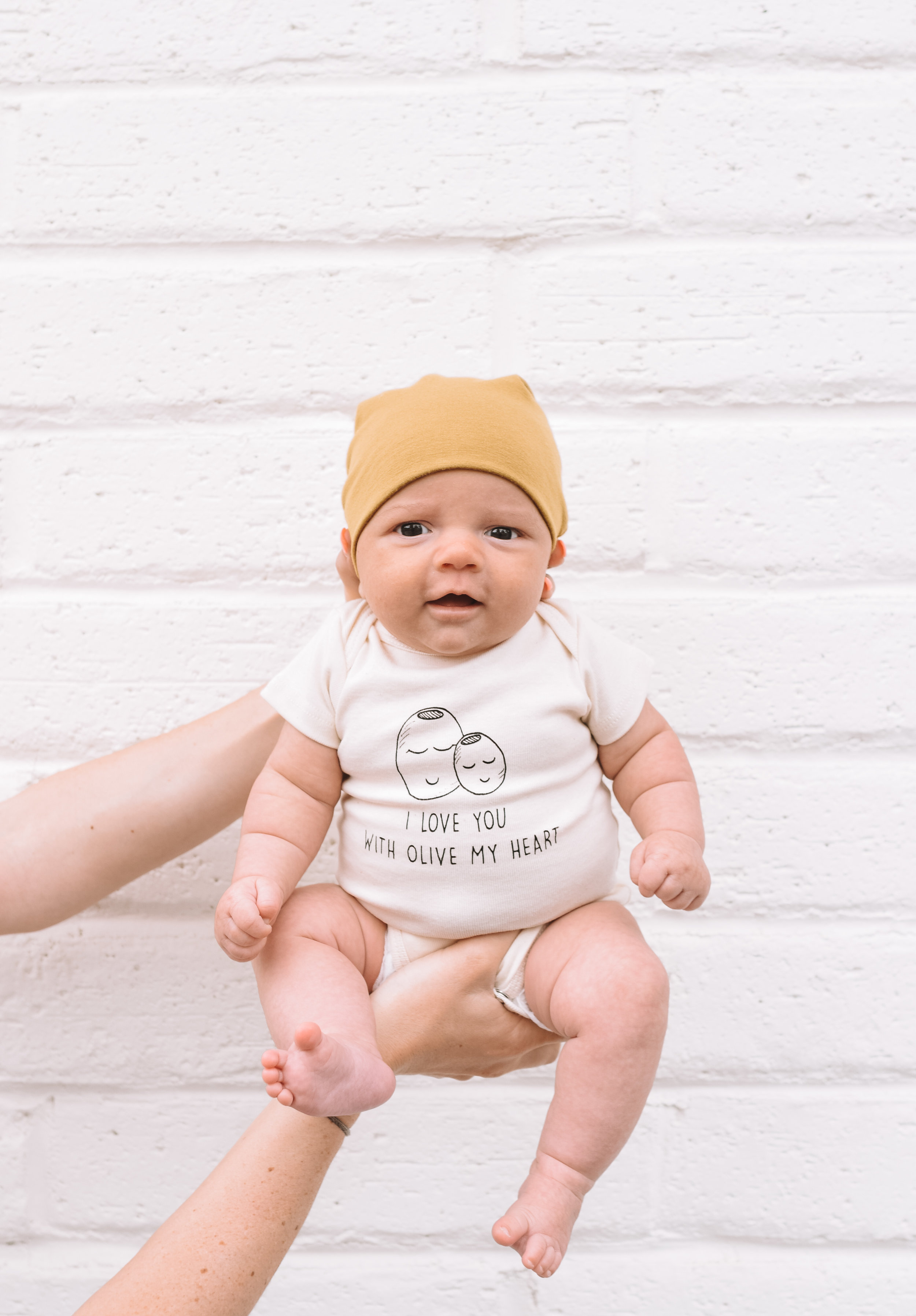 Franky Hallak Two Months Old - The Overwhelmed Mommy Blogger