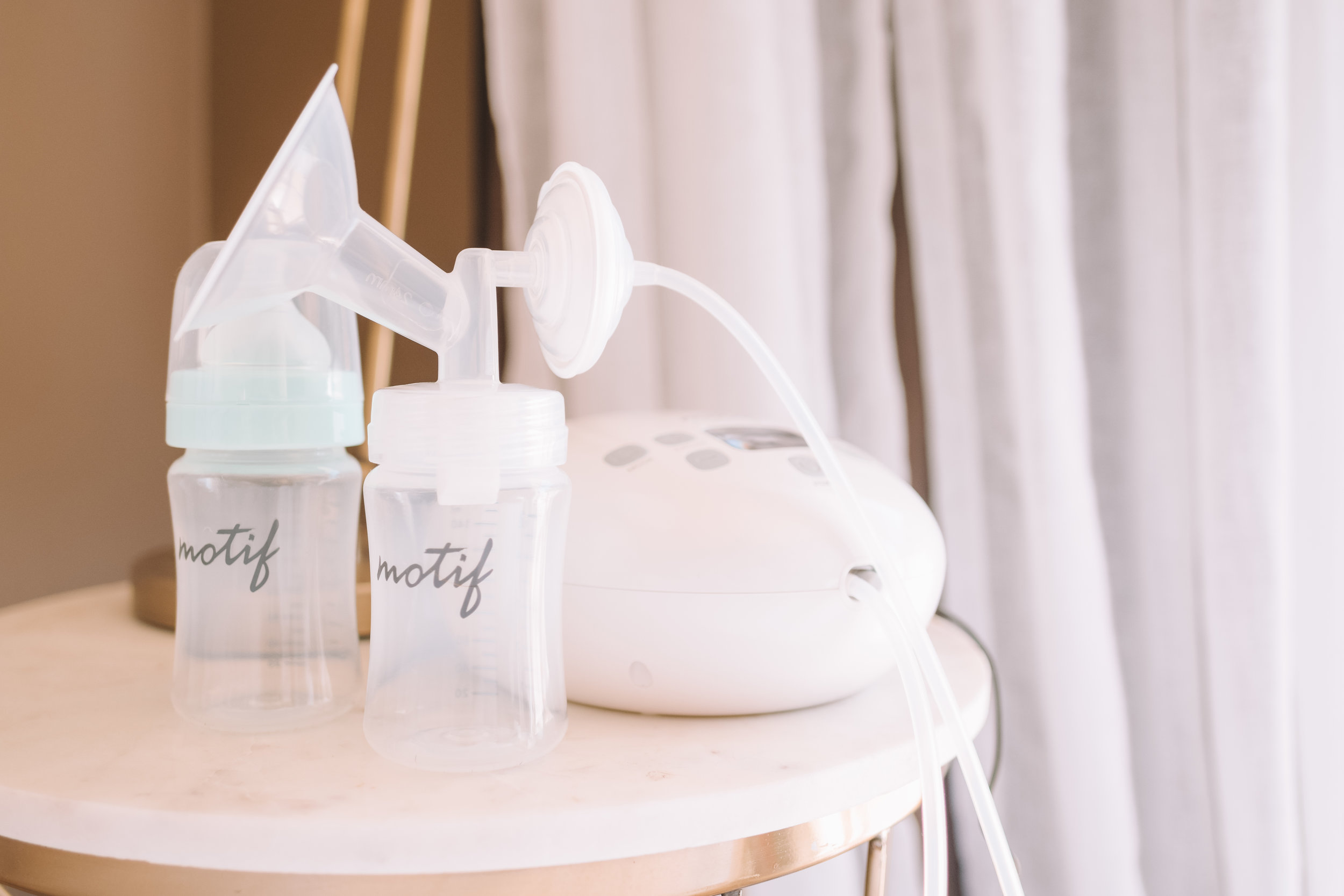 4 Tips for Breast Pumping - Luna Breast Pump - The Overwhelmed Mommy Blogger