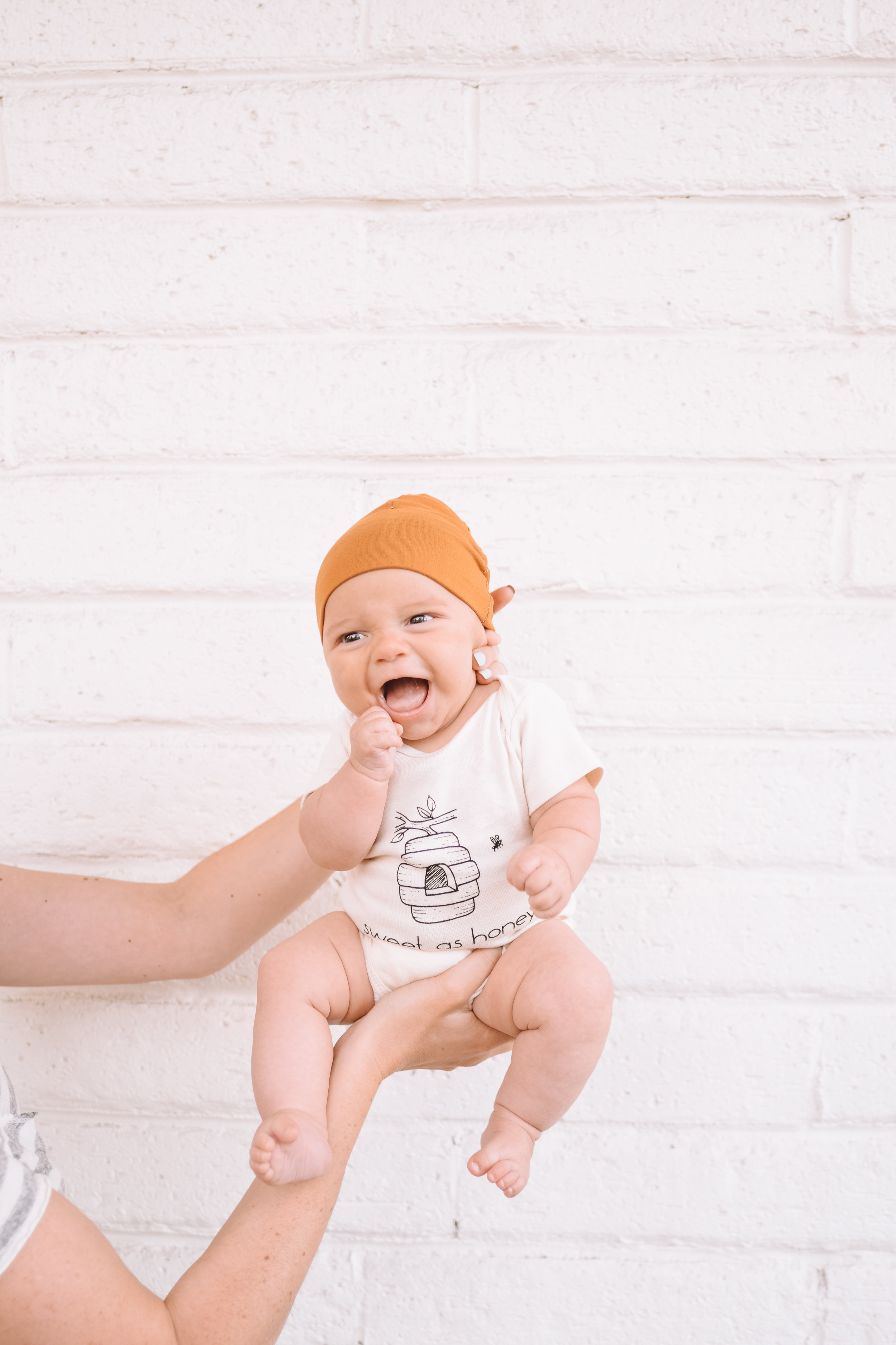 Franky THREE Months Old Update - The Overwhelmed Mommy Blogger