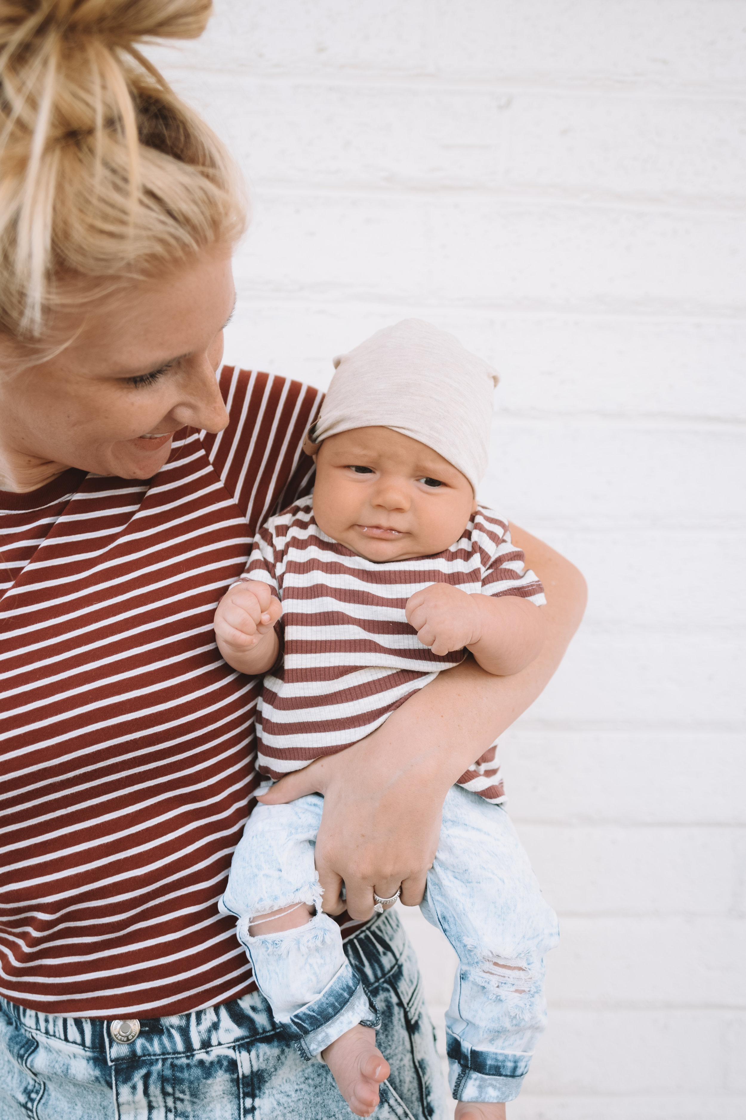 Mommy and Son Matching Clothes - The Overwhelmed Mommy Blogger