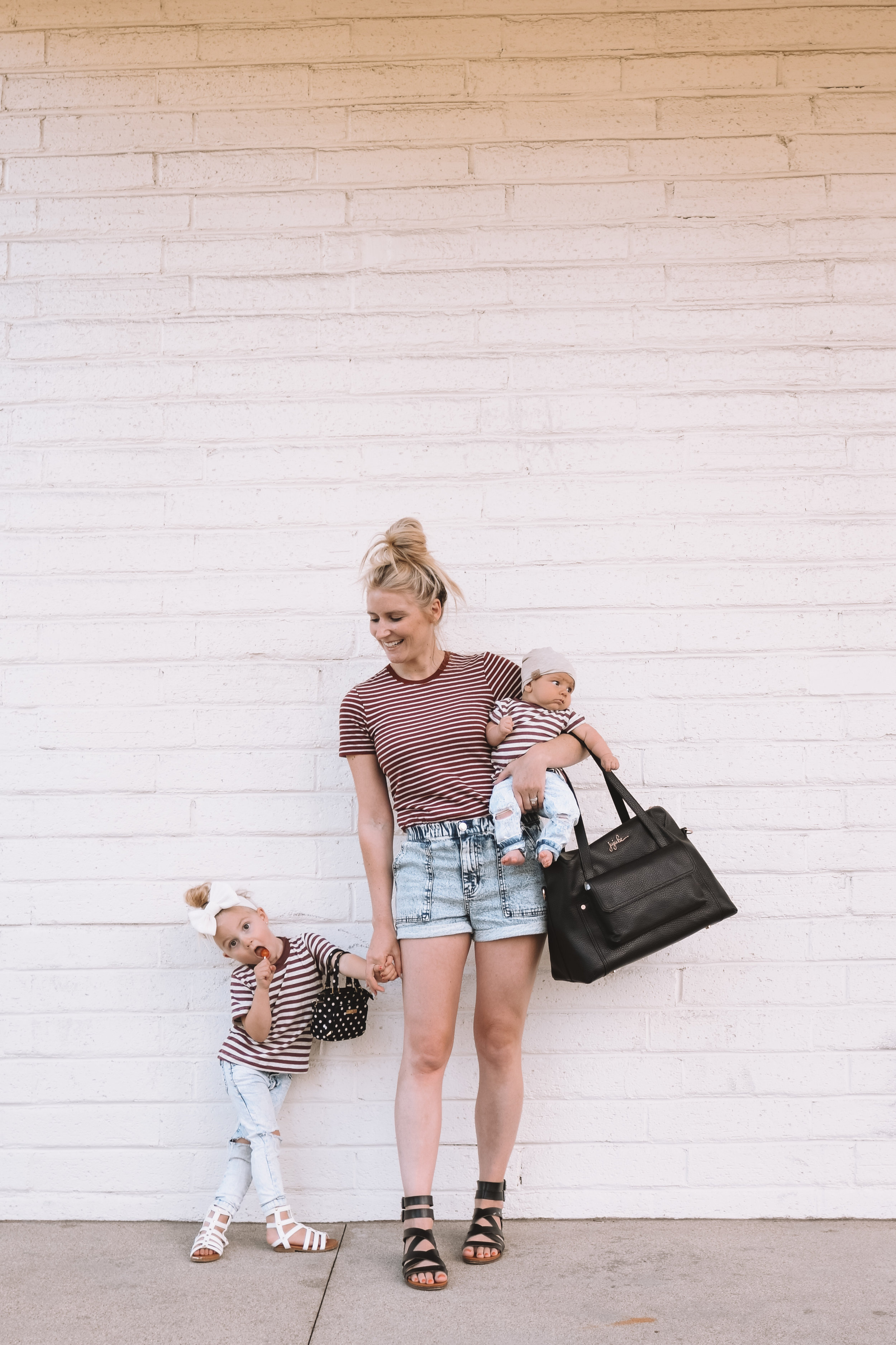 Matching Mommy and Me Clothes - The Overwhelmed Mommy Blogger