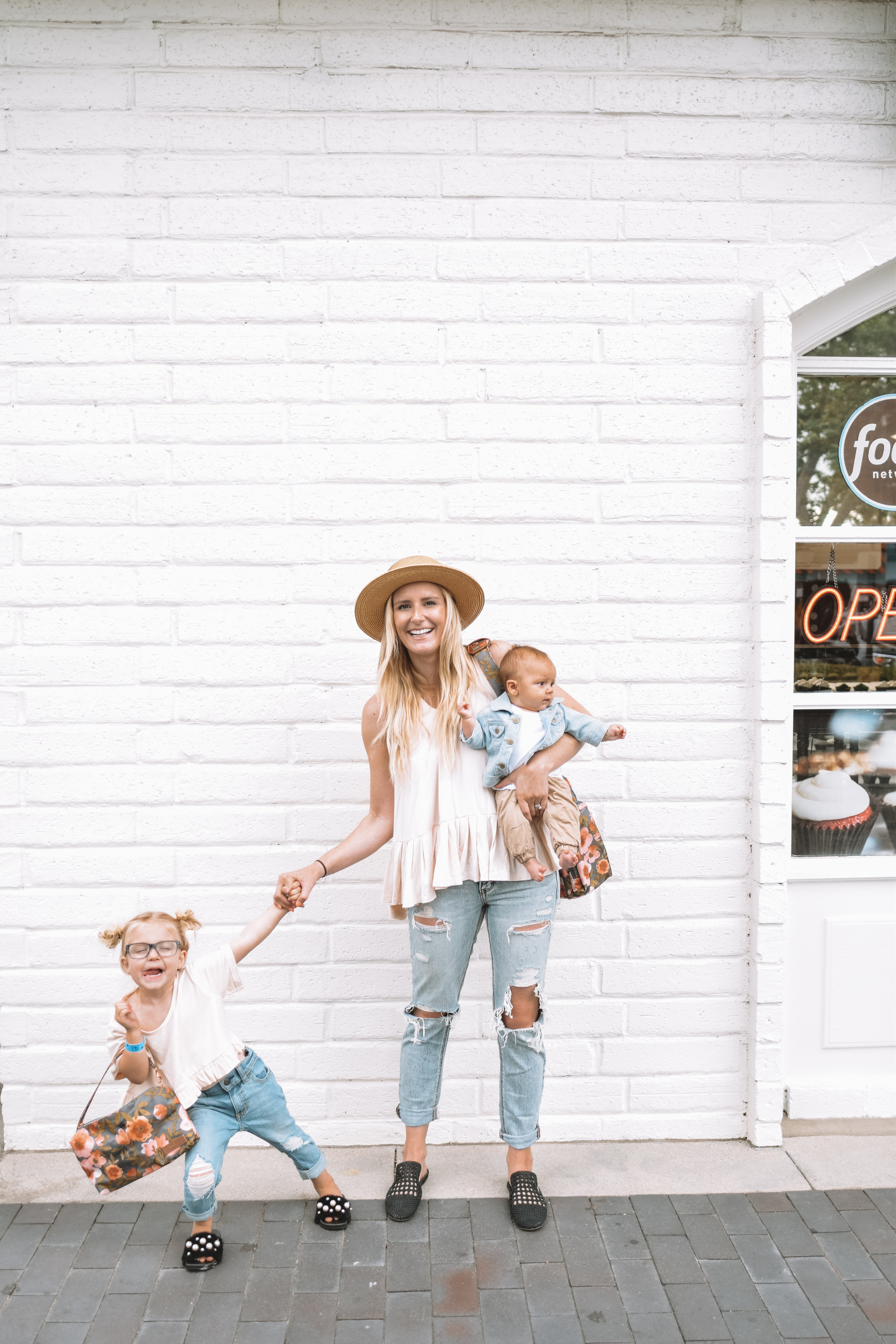 Mommy and Me Outfits Fashion - The Overwhelmed Mommy Blogger