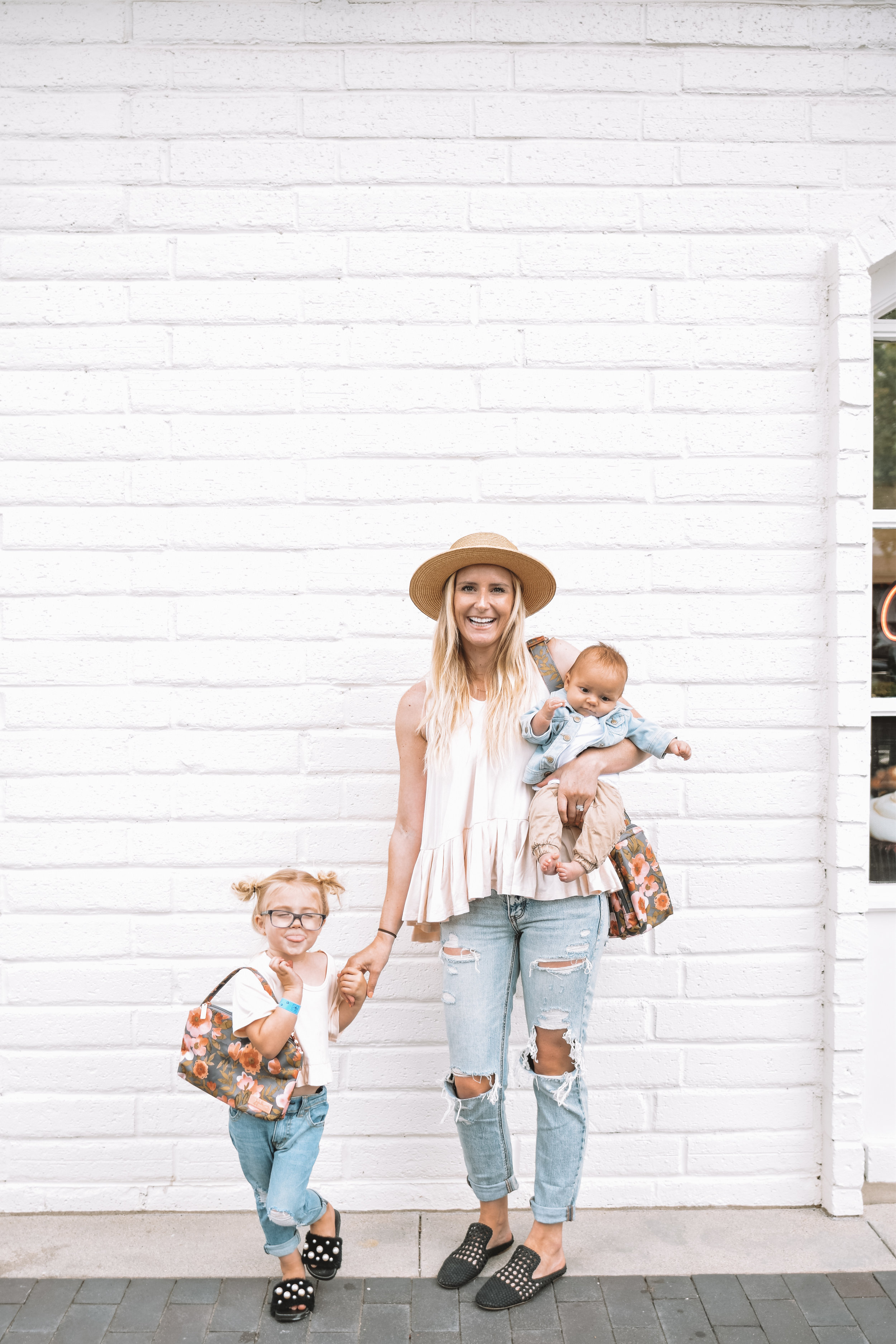 Mommy and Me Outfits - The Overwhelmed Mommy Blogger
