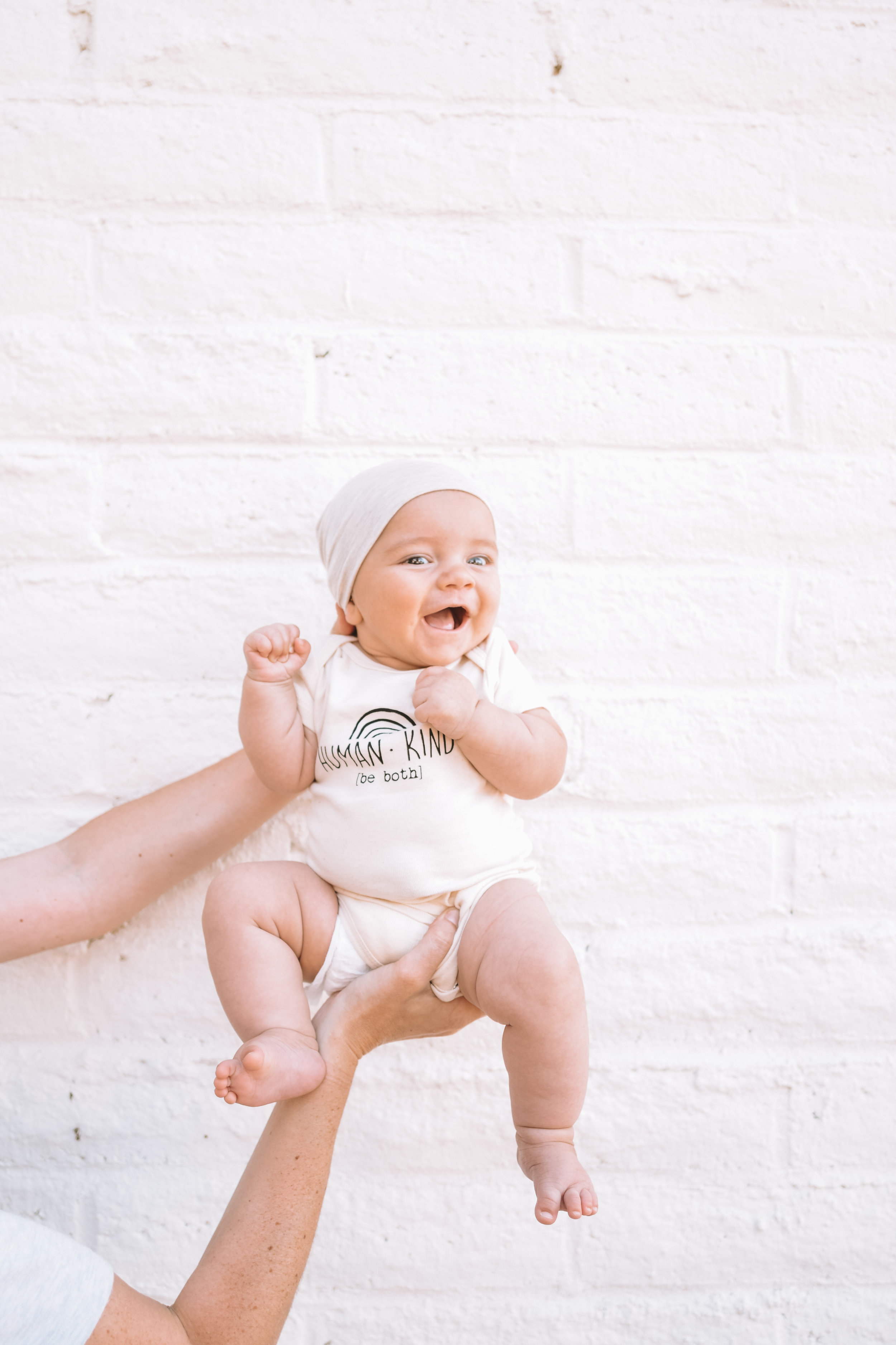 Franky 4 Month Milestone Update - The Overwhelmed Mommy Blogger