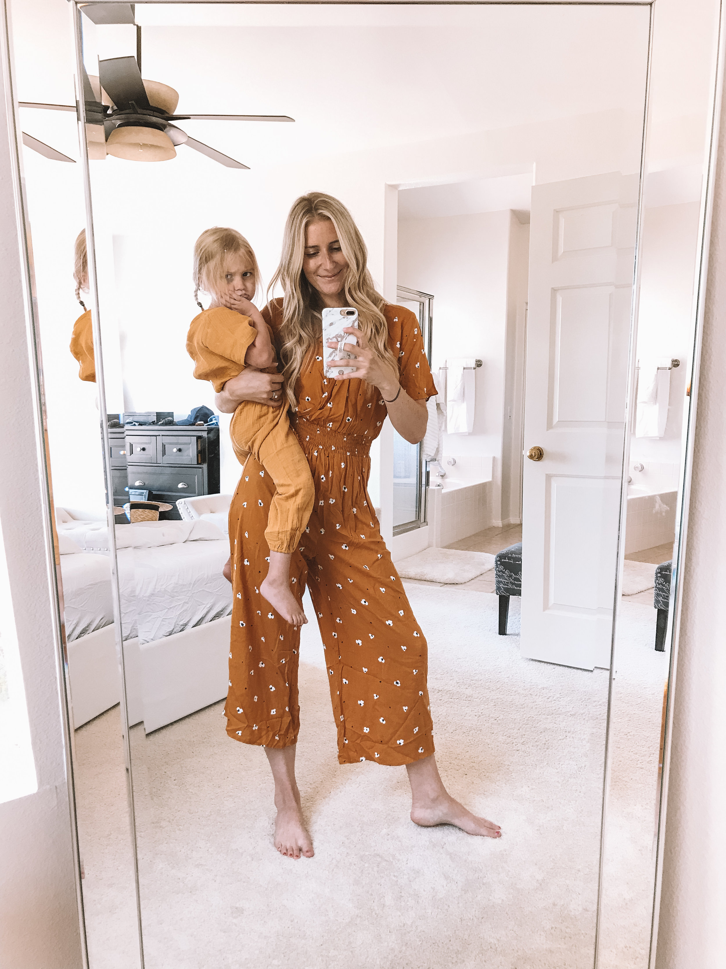 Mommy and Me Clothes - Nursing Friendly Fashion Clothes - The Overwhelmed Mommy Blogger