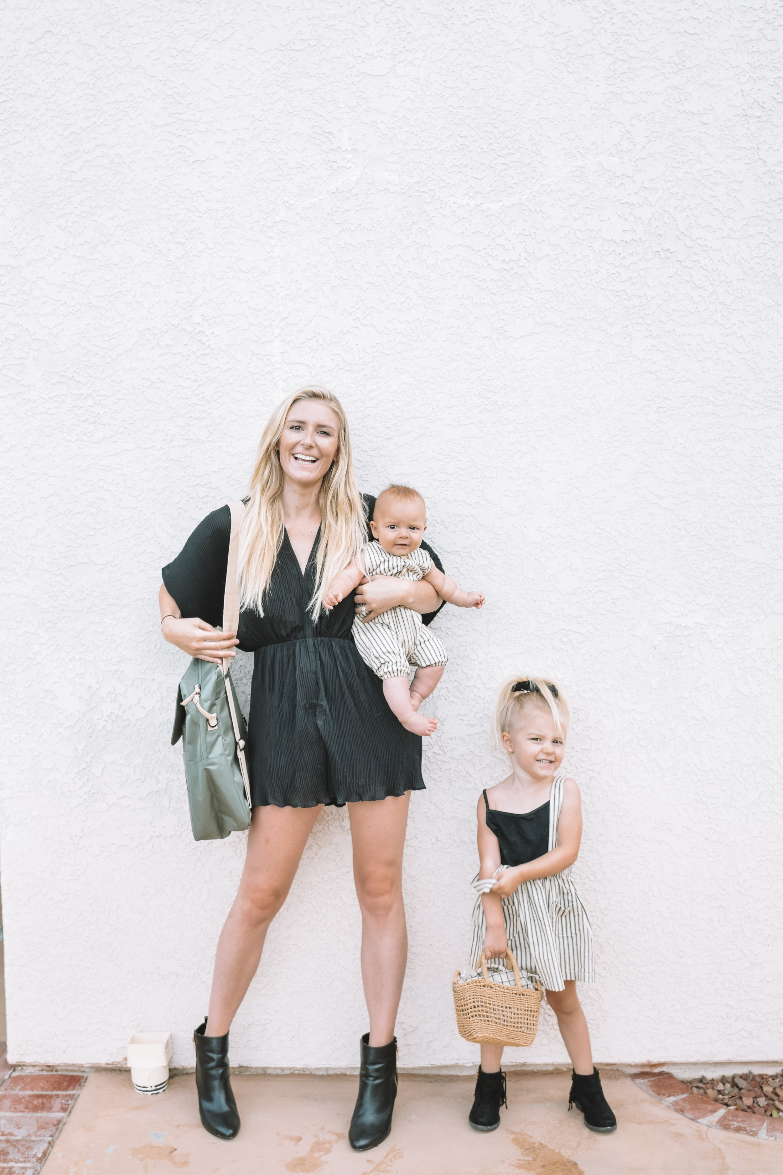 Mommy and Me Clothes - Cute Kids Clothes - JuJuBe Core Convertible - The Overwhelmed Mommy Blogger