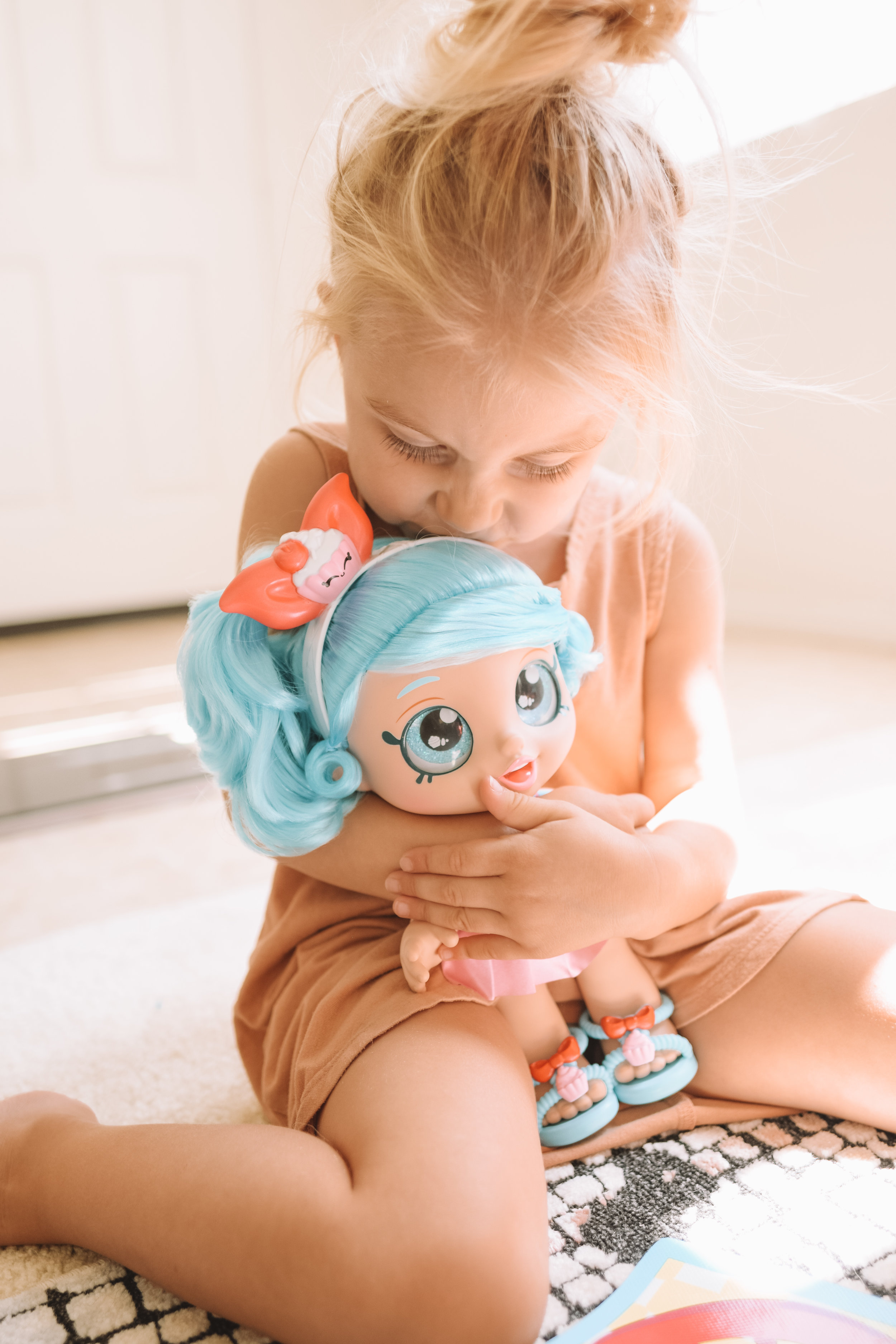 How to prep kids for their first year of preschool-kindergarten -- Kindi Kids Dolls - The Overwhelmed Mommy Blogger