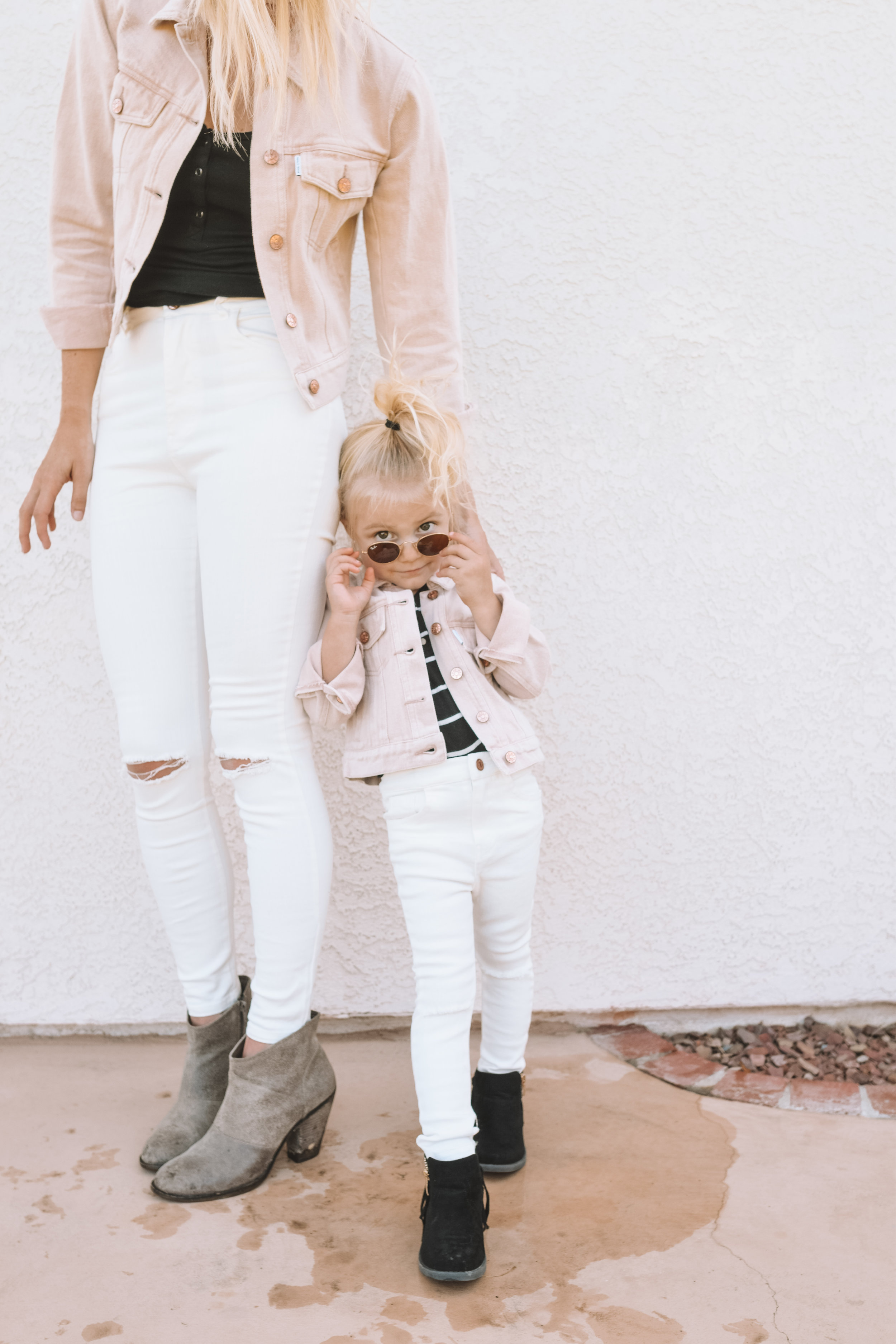 Merle Rose Mommy and Me Clothes Outfits Fashion - The Overwhelmed Mommy Blogger