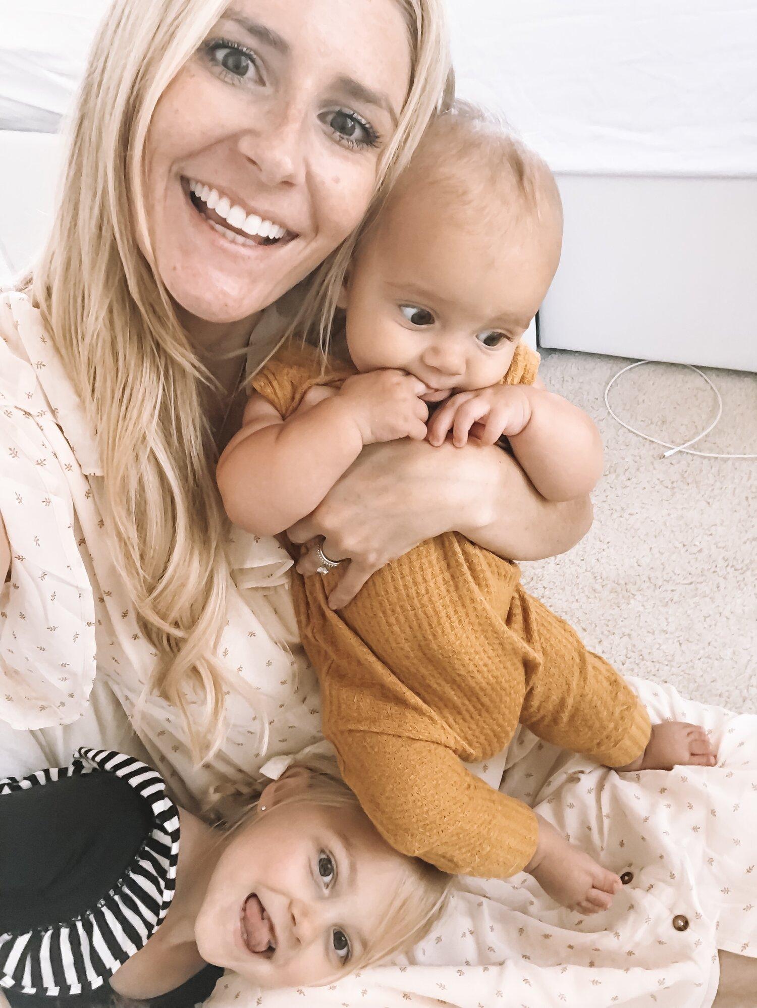 My Best Tip for New Moms - The Overwhelmed Mommy Blogger