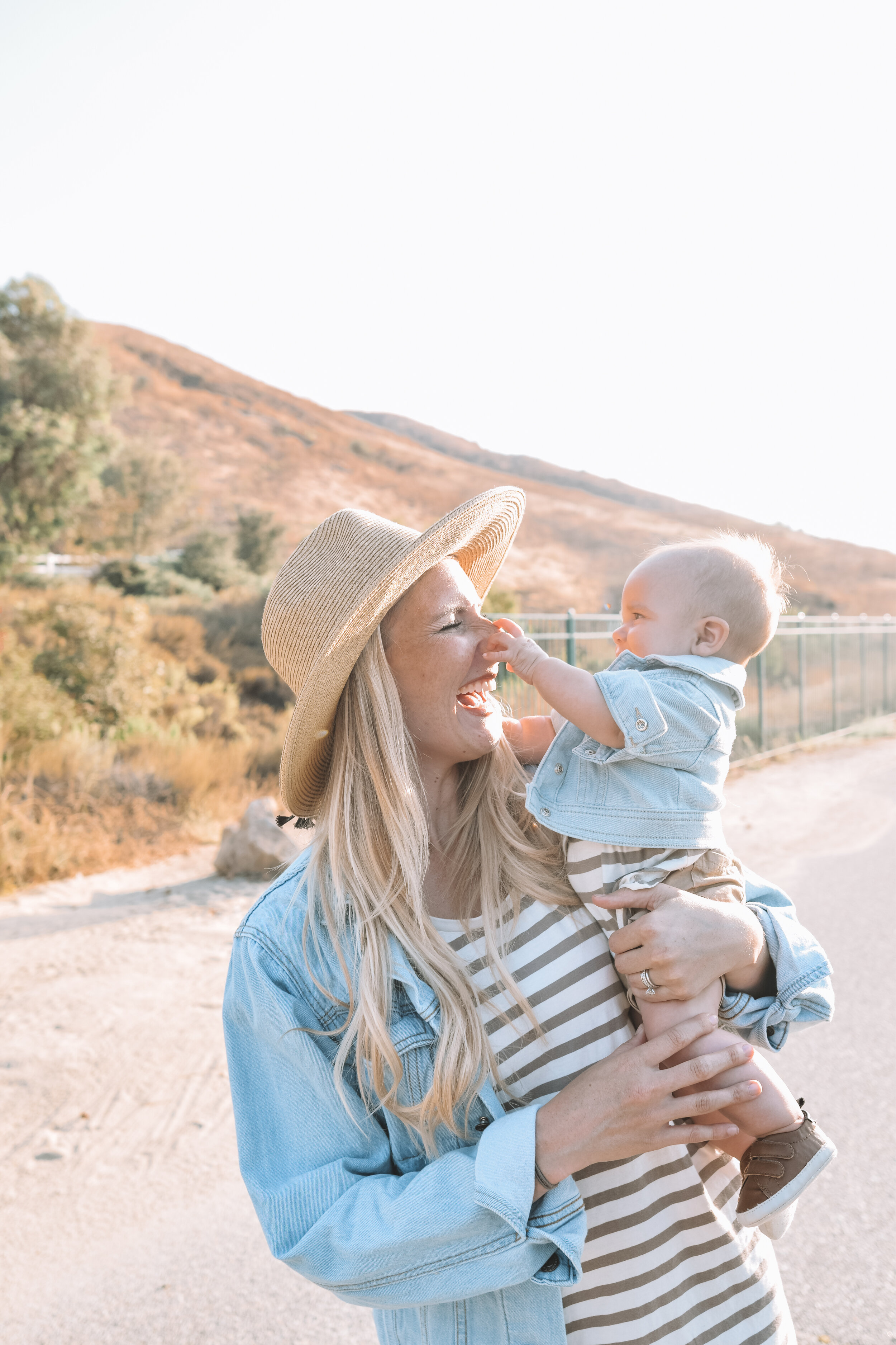 Mommy and Me Son Matching Outfits - The Overwhelmed Mommy Blogger
