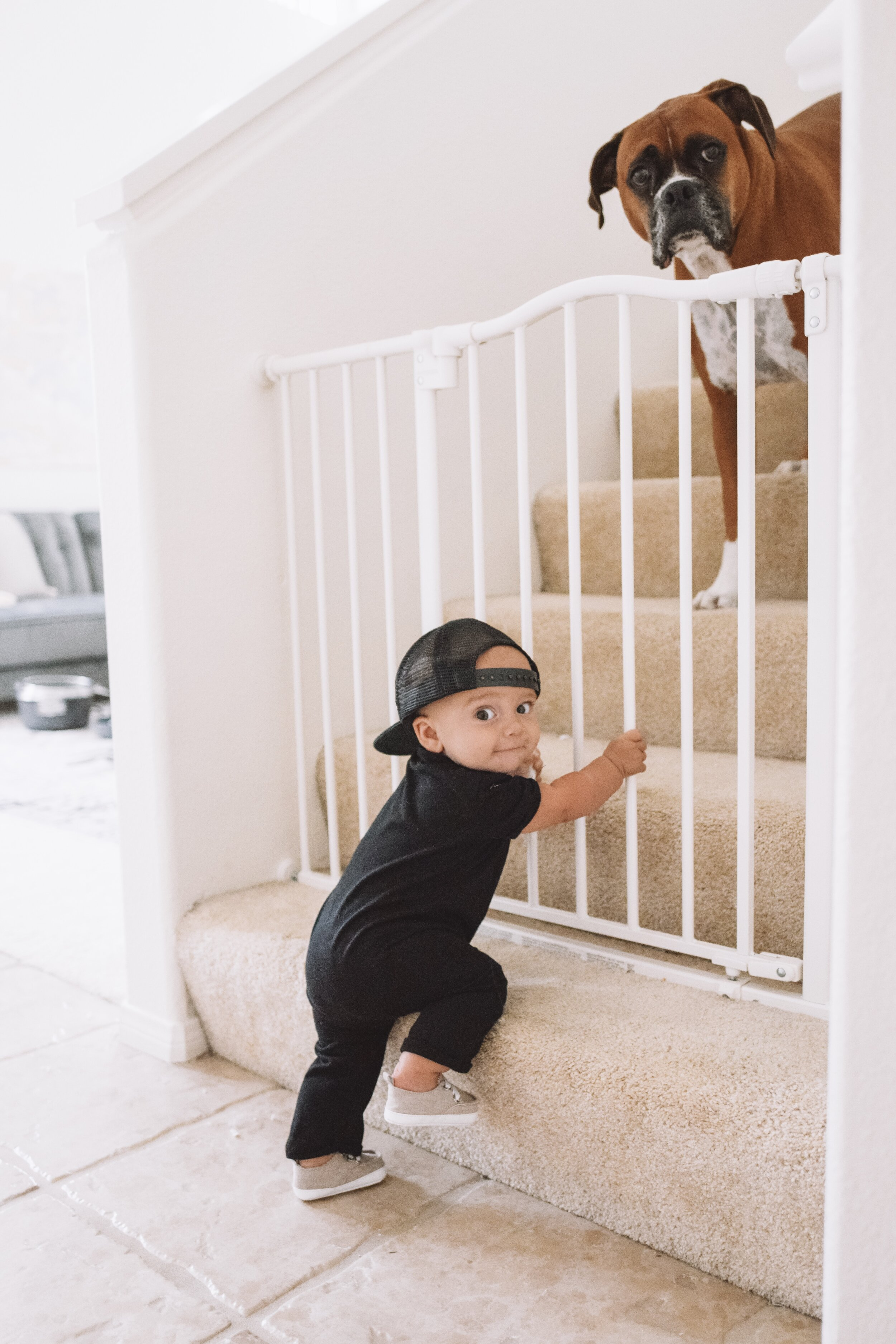 Baby Proofing Checklist - The Overwhelmed Mommy Blogger
