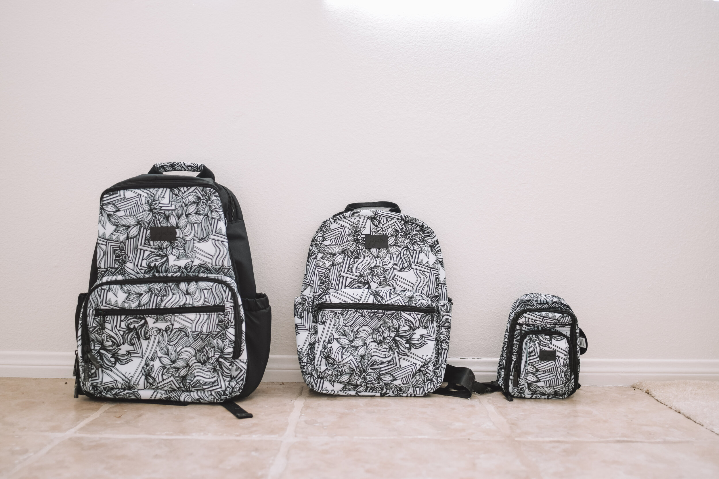 JuJuBe Sketch Mini BRB, Be Zealous, Midi Backpack - The Overwhelmed Mommy Blogger