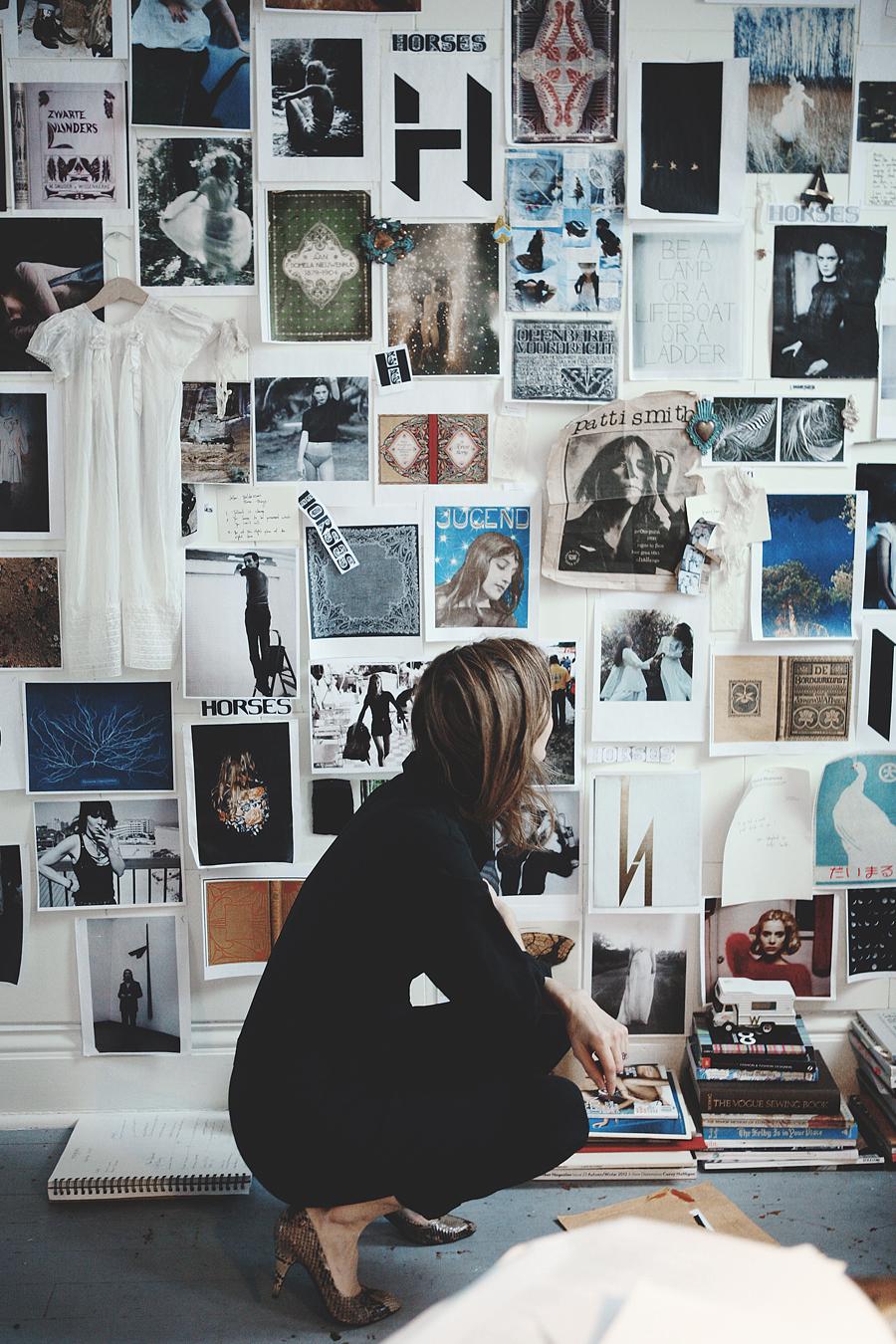 Heidi Sopinka  Designer - Horses Atelier, Toronto