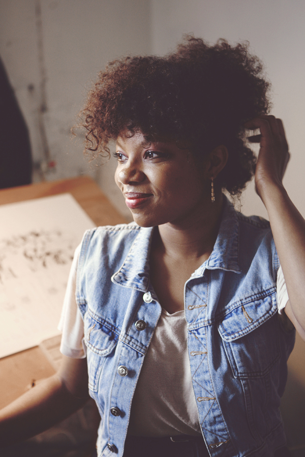 Jamiyla Lowe  Artist, Toronto
