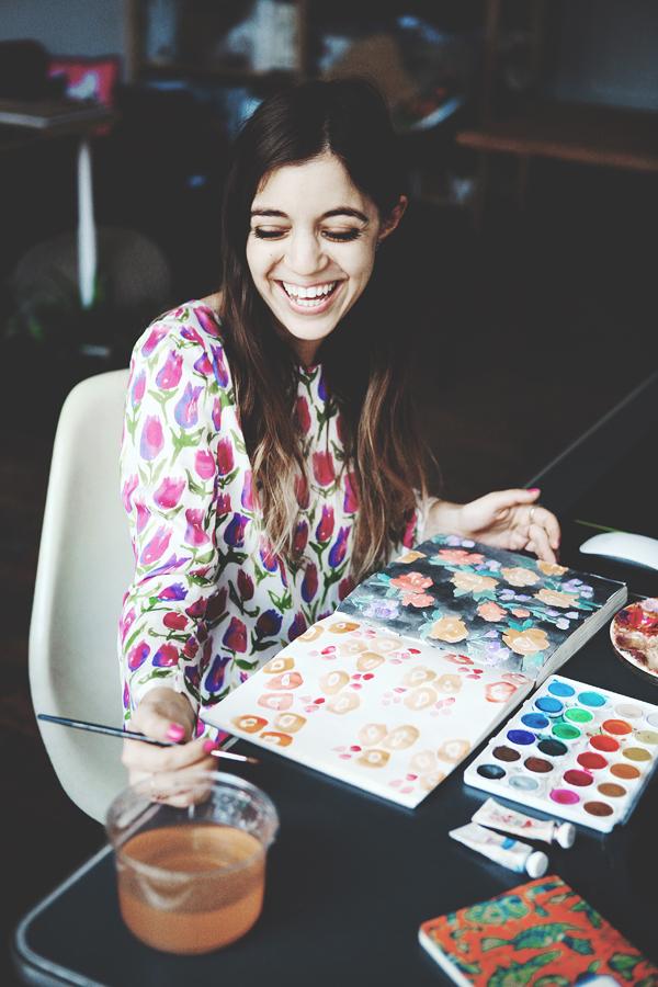 Leah Goren  Artist, New York