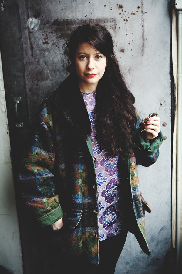 Nina Egli  Designer - Toujours Toi & Family Affairs, New York