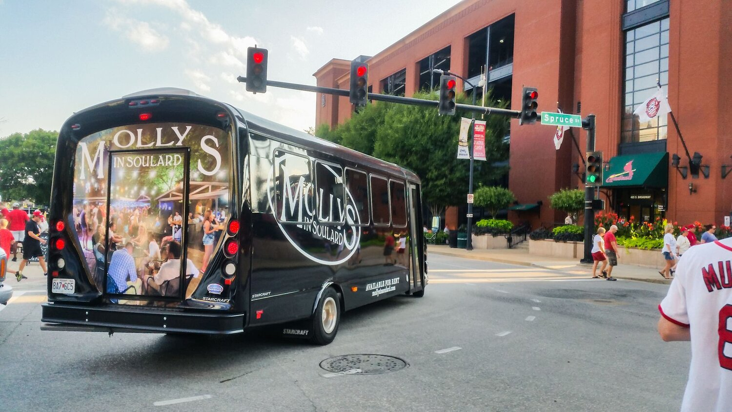 Molly's In Soulard Shuttle