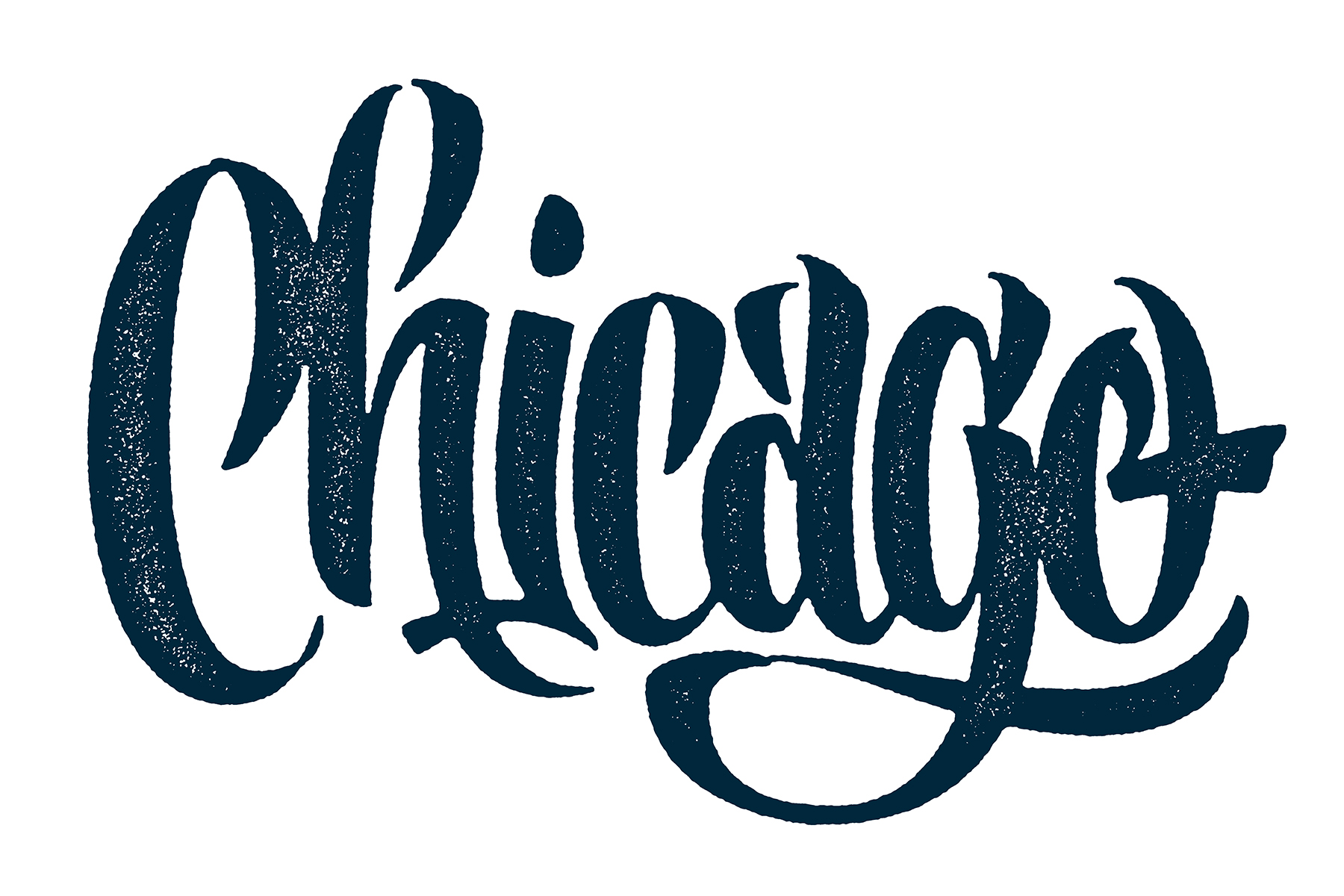 Chicago Lettering