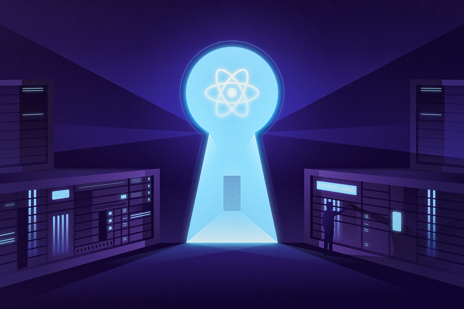 Securing a React App with Server-side Authentication