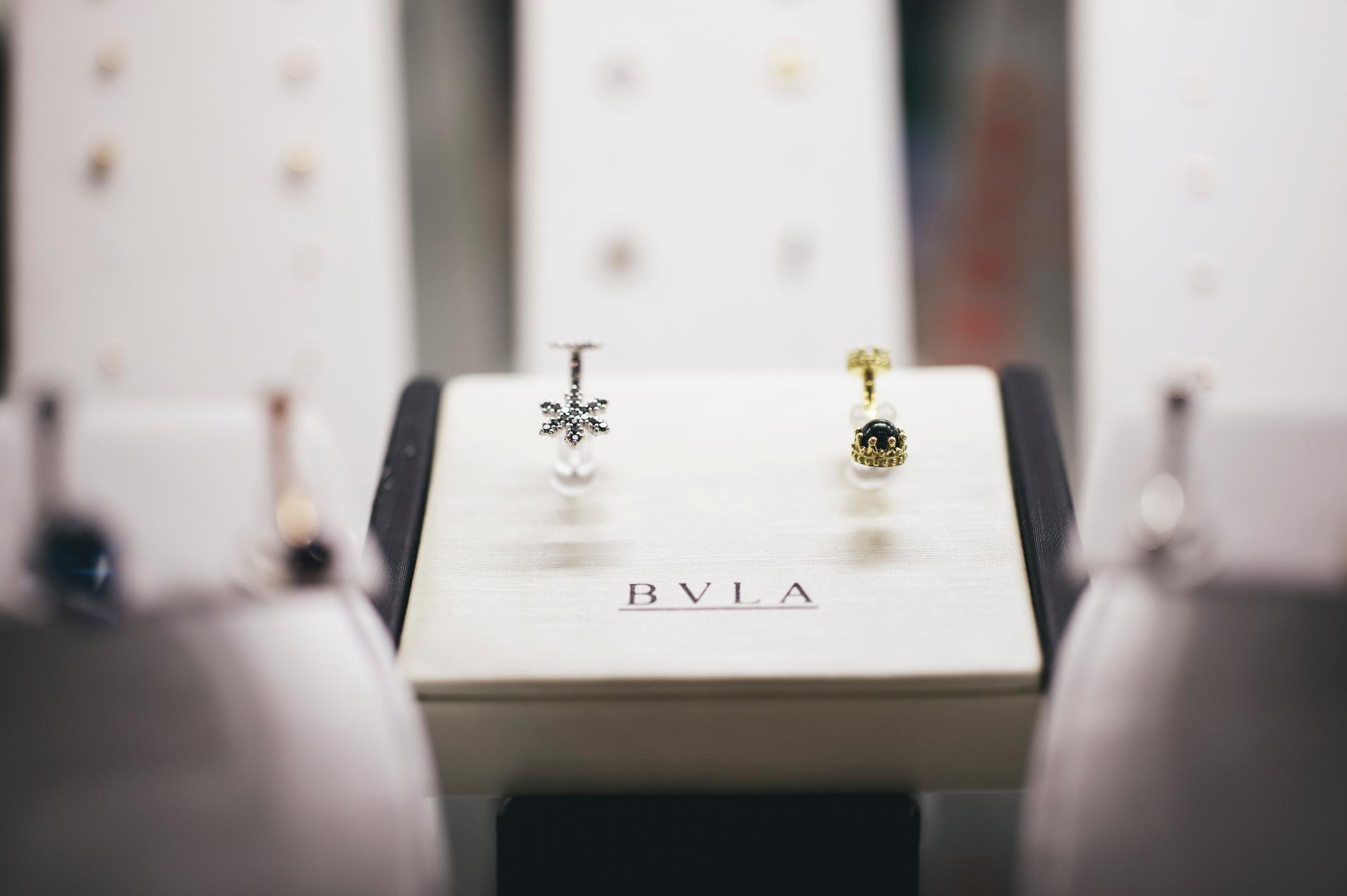 We carry BVLA earrings.