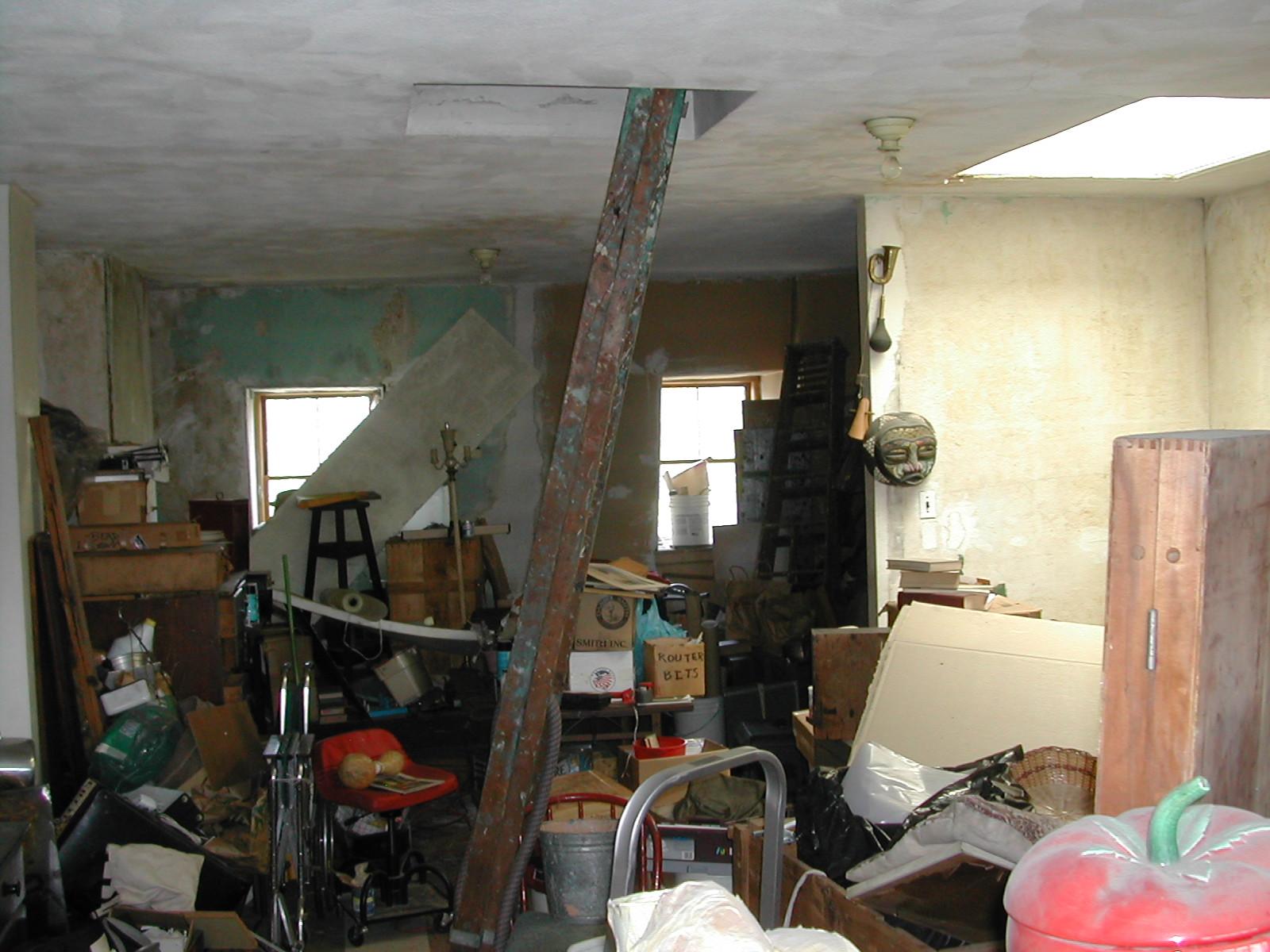 existing studio space