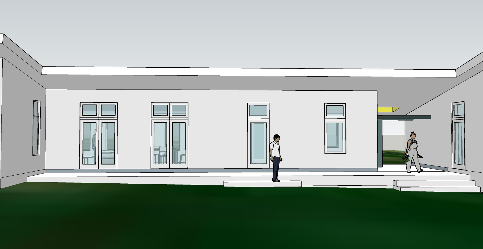 Final Proposal - courtyard